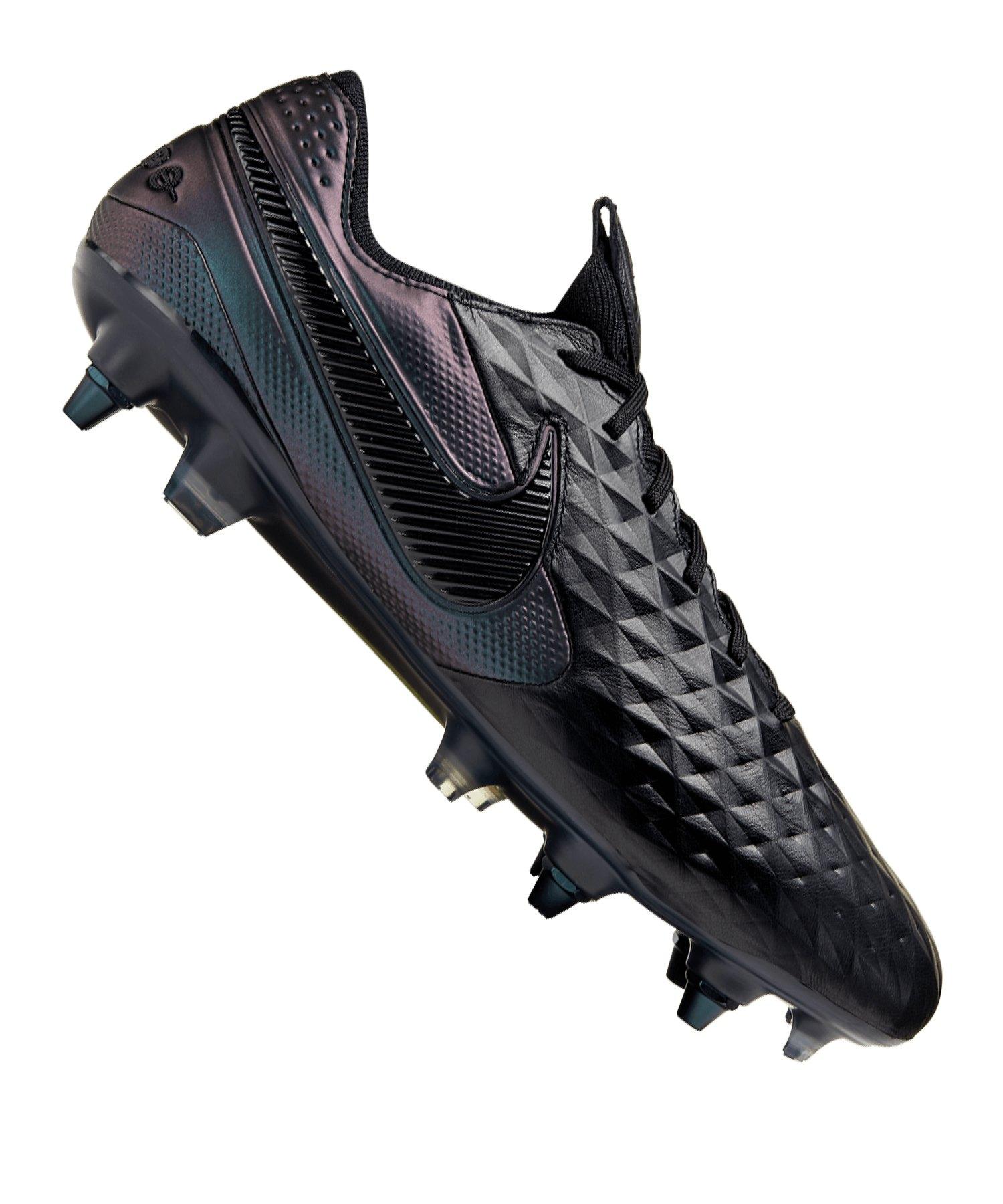 Nike Tiempo Legend VIII Elite SG-Pro AC F010 - schwarz