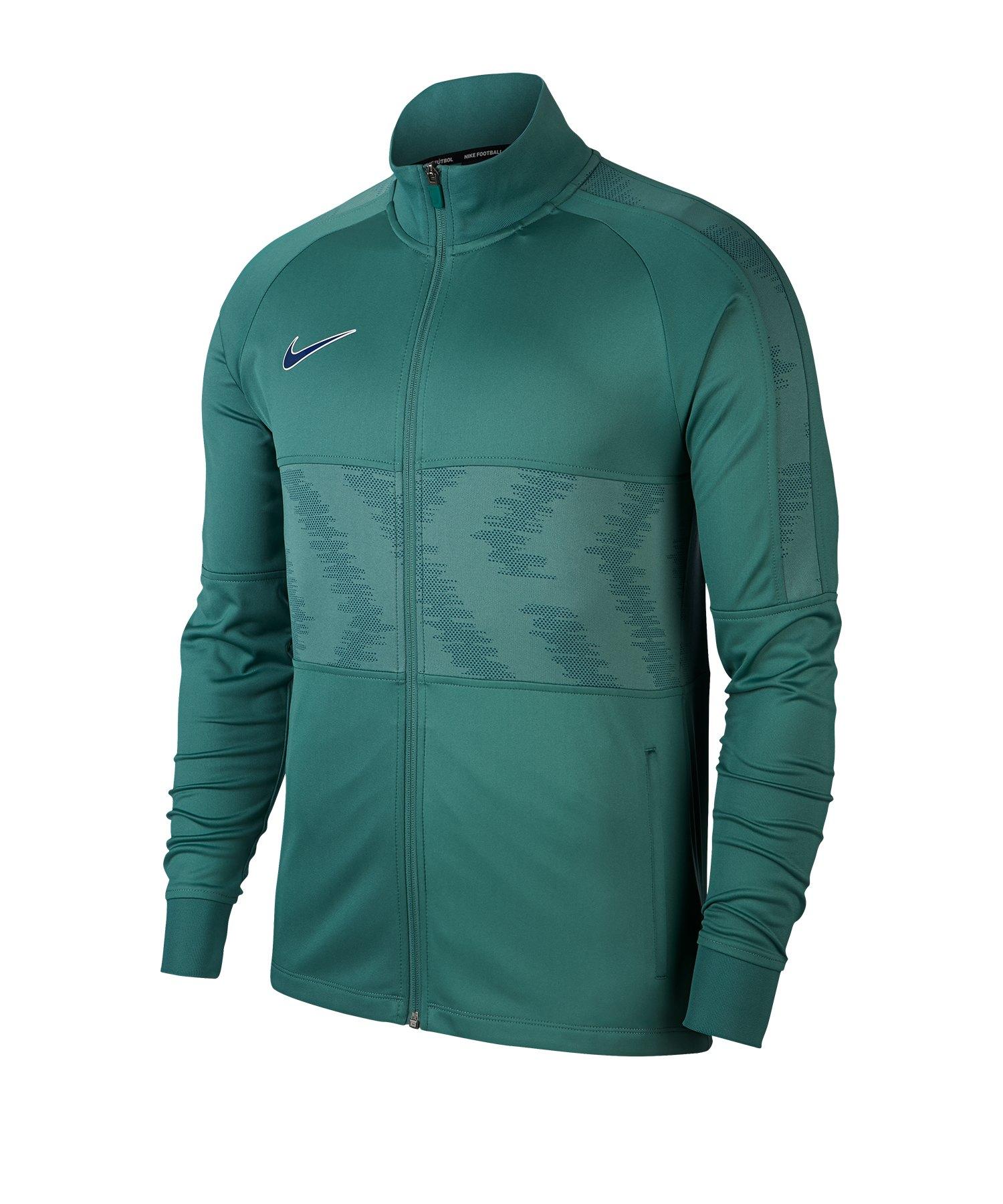 Nike Dri-FIT Strike Trainingsjacke Grün F362 - gruen