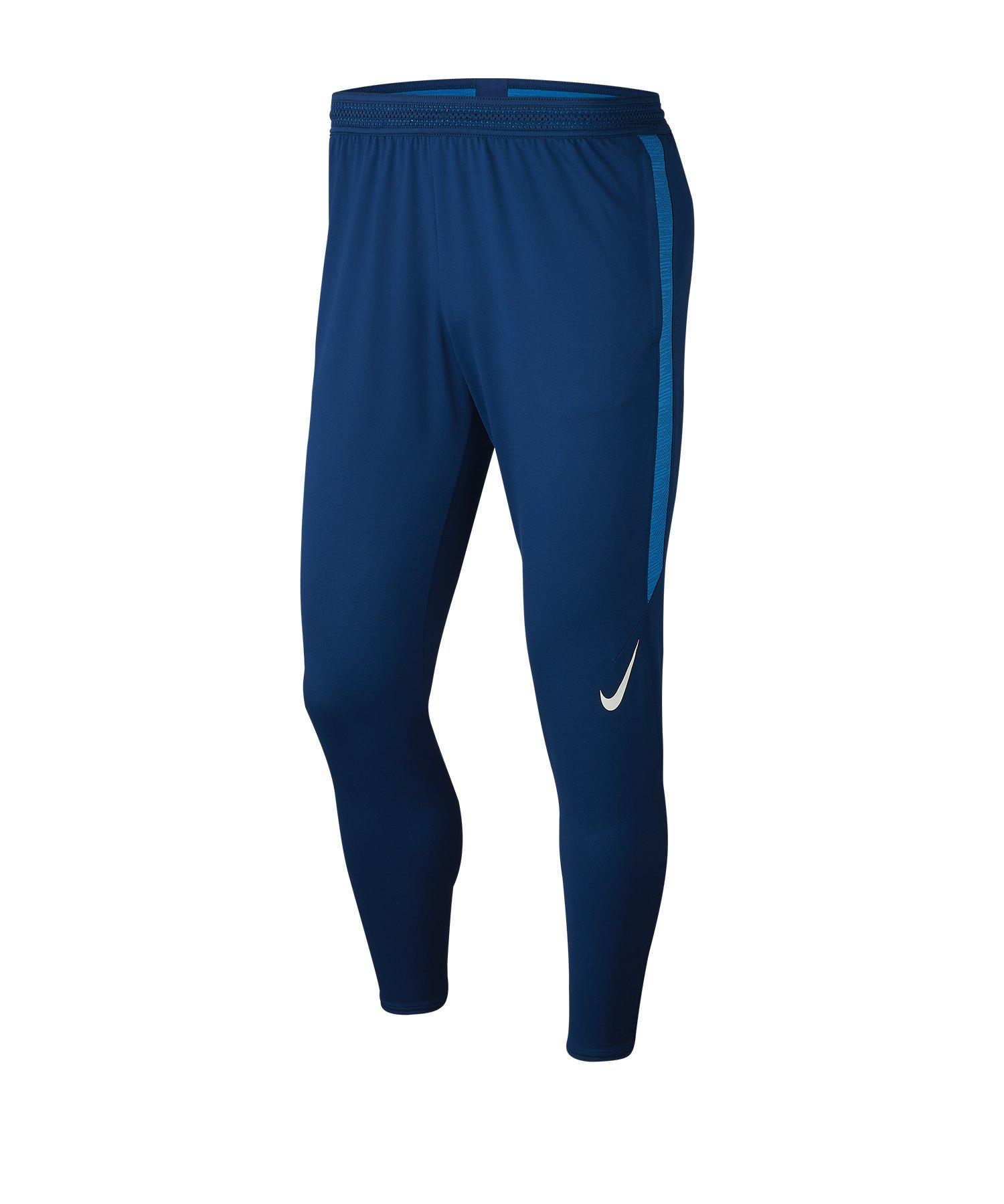 Nike Dri-FIT Strike Trainingshose Blau F407 - blau
