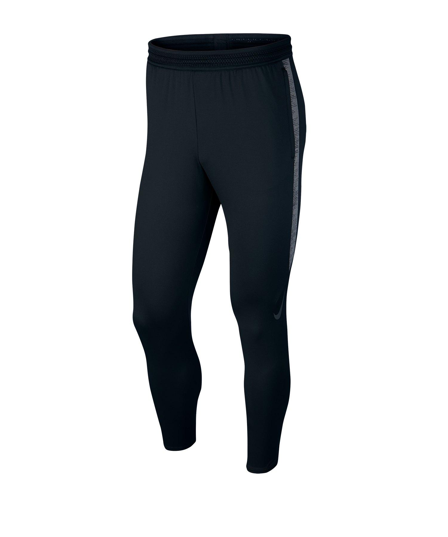 Nike Dri-FIT Strike Trainingshose Schwarz F010 - schwarz