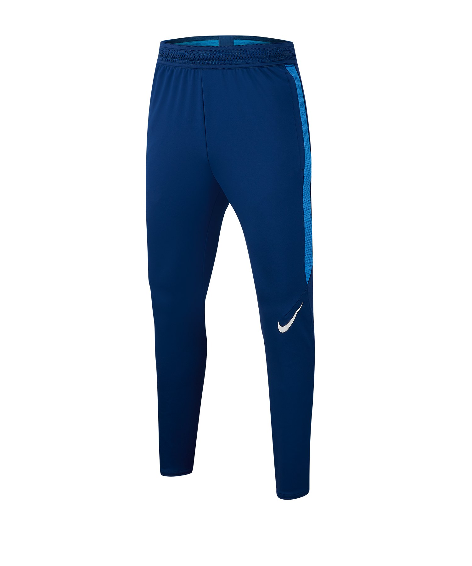 Nike Dri-FIT Strike Trainingshose Kids F407 - blau