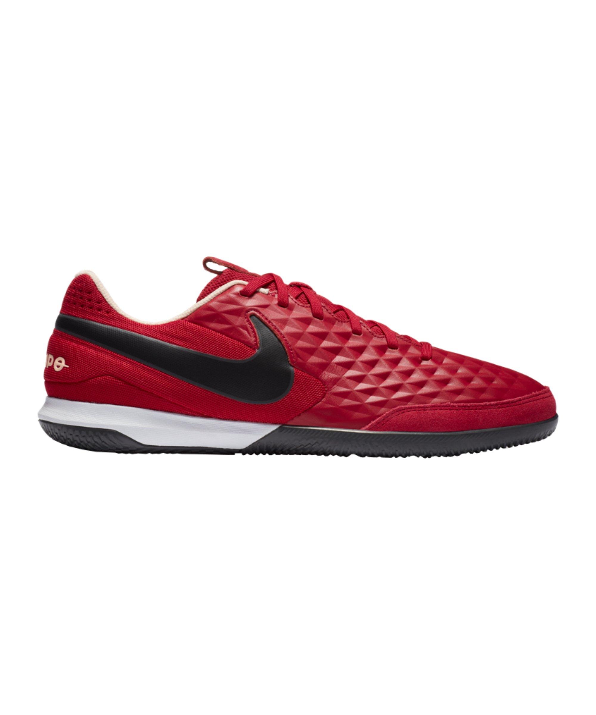 Nike Tiempo Legend VIII Academy IC Rot F608 - rot