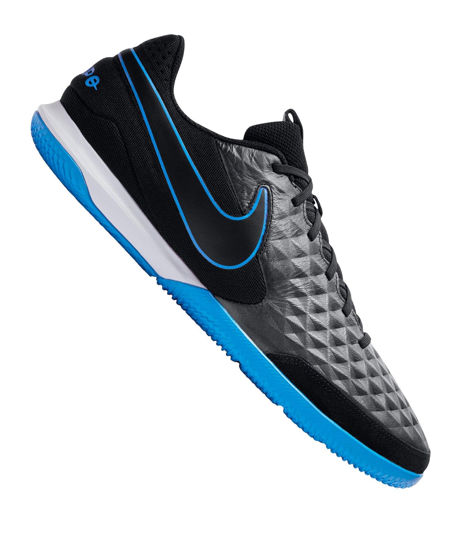 Nike Tiempo Legend VIII Academy IC Schwarz F004 - schwarz