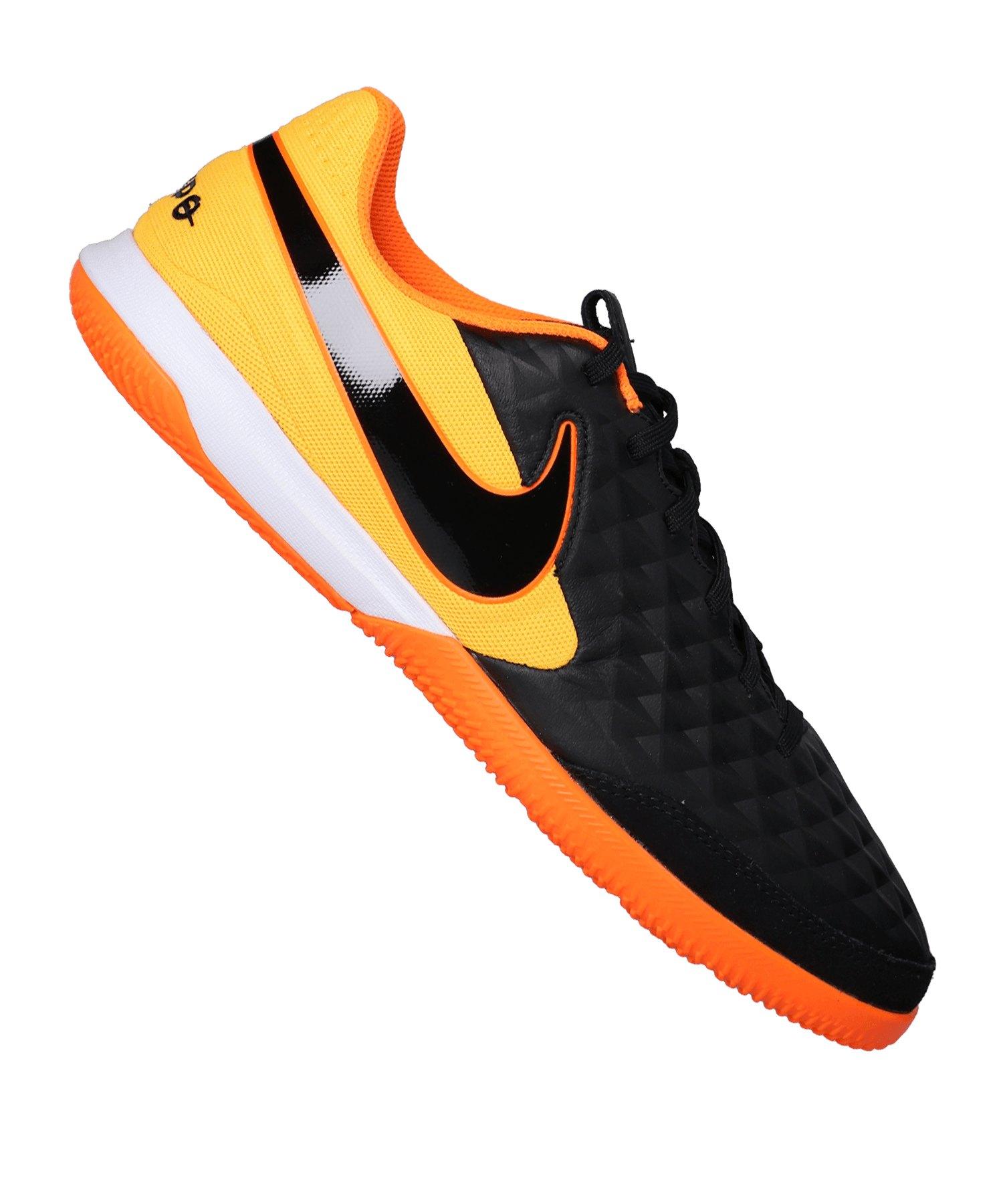 Nike Tiempo Legend VIII Academy IC Schwarz F008 - schwarz