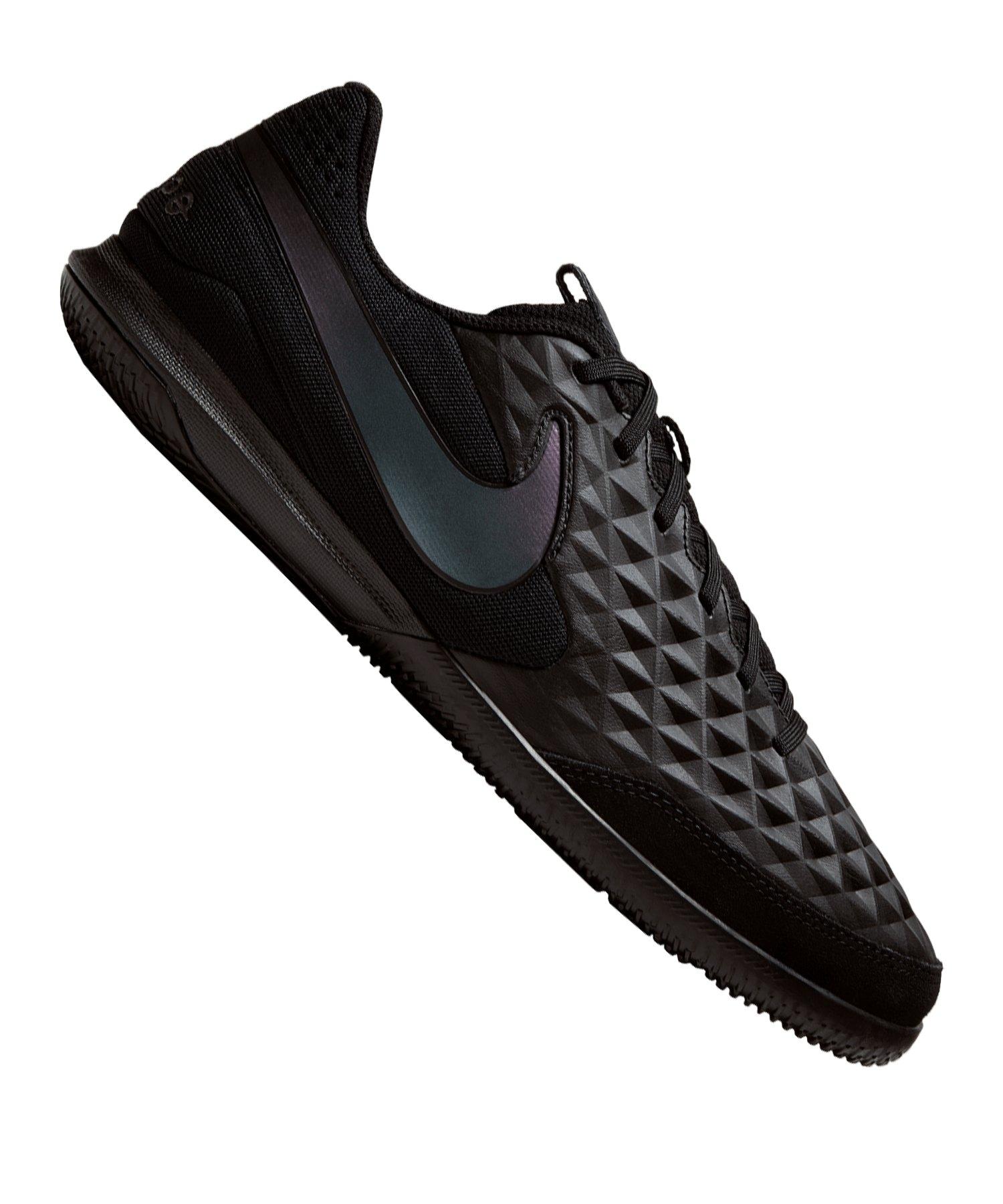 Nike Tiempo Legend VIII Academy IC Schwarz F010 - schwarz