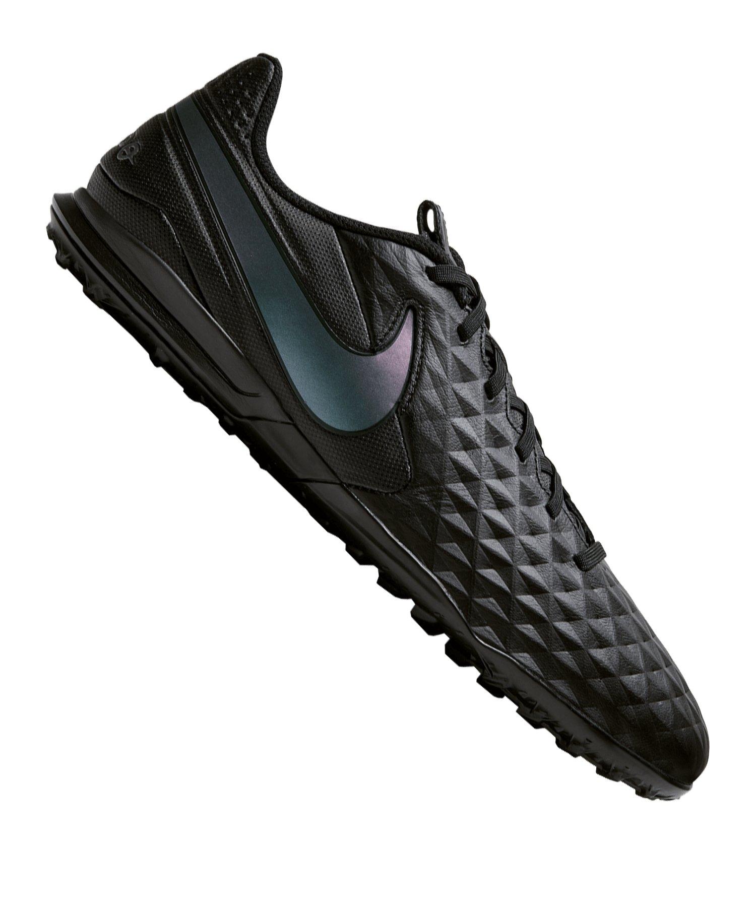 Nike Tiempo Legend VIII Academy TF Schwarz F010 - schwarz