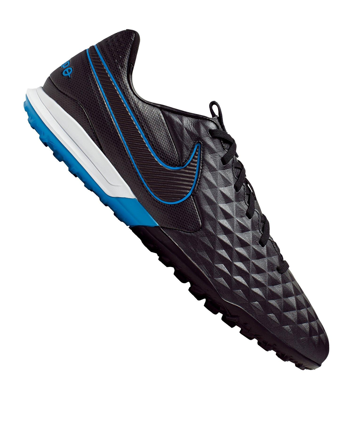 Nike Tiempo Legend VIII Pro TF Schwarz F004 - schwarz
