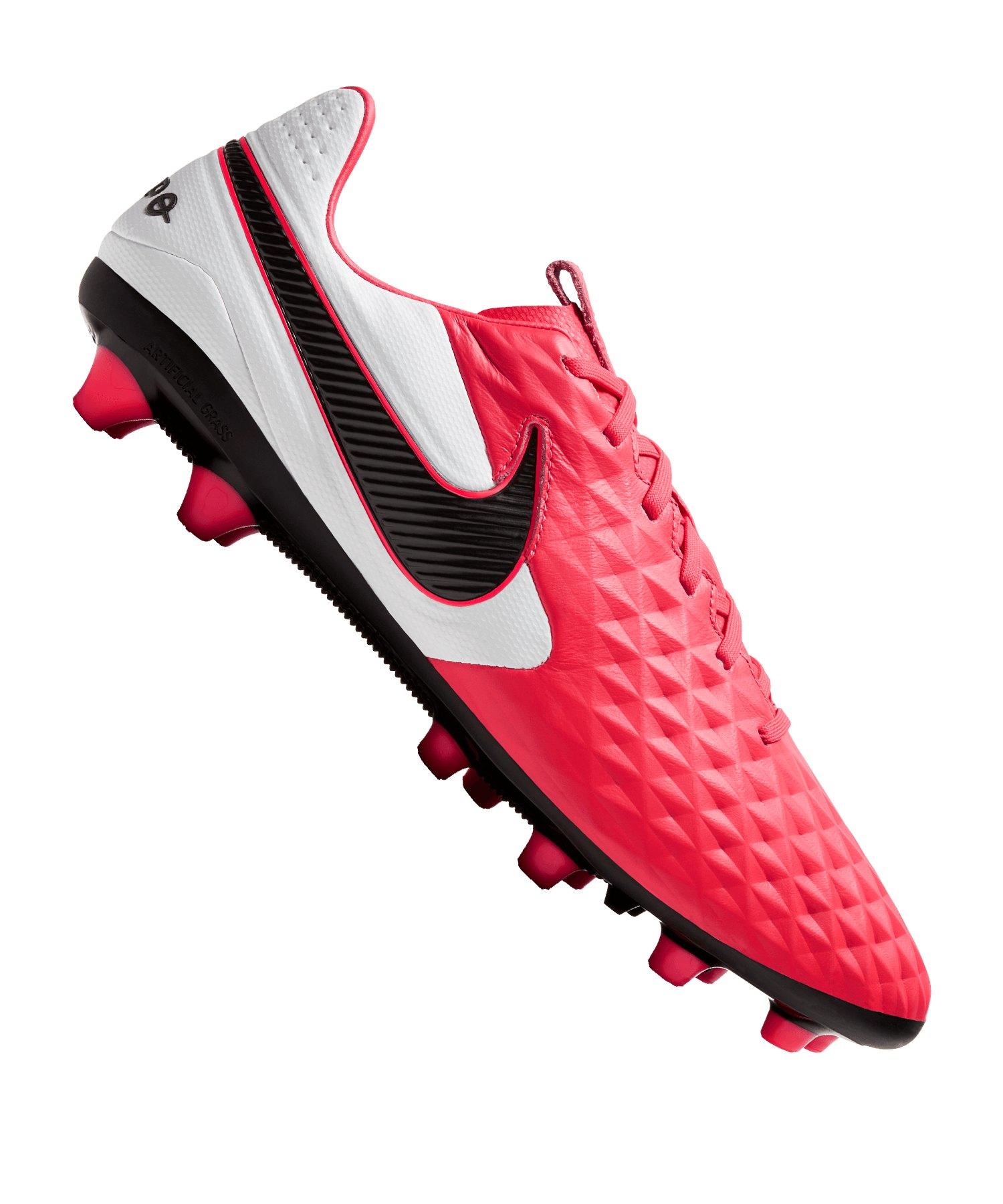 Nike Tiempo Legend VIII Pro AG-Pro Rot F606 - rot