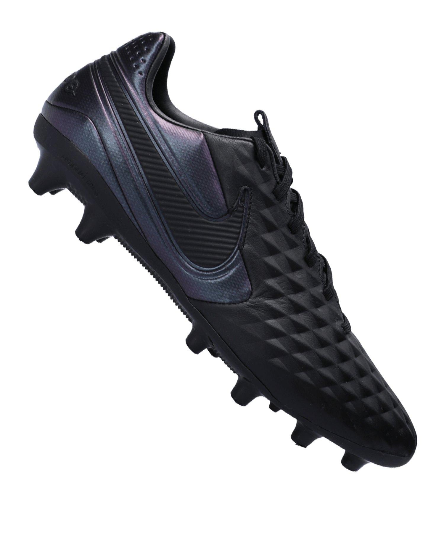 Nike Tiempo Legend VIII Pro AG-Pro Schwarz F010 - schwarz