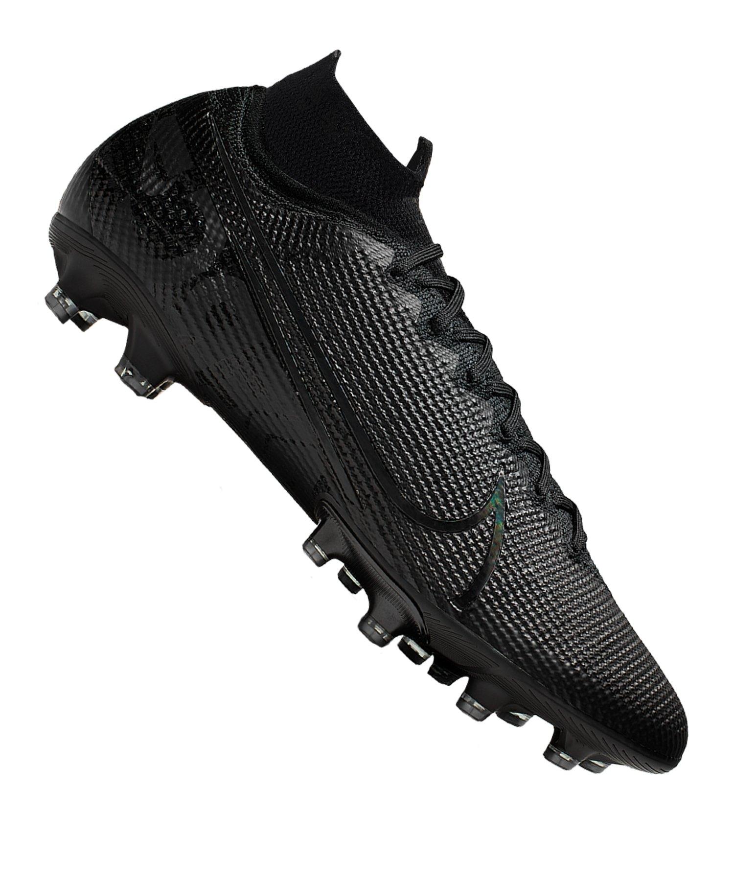 Nike Mercurial Superfly VII Elite AG-Pro F001 - schwarz