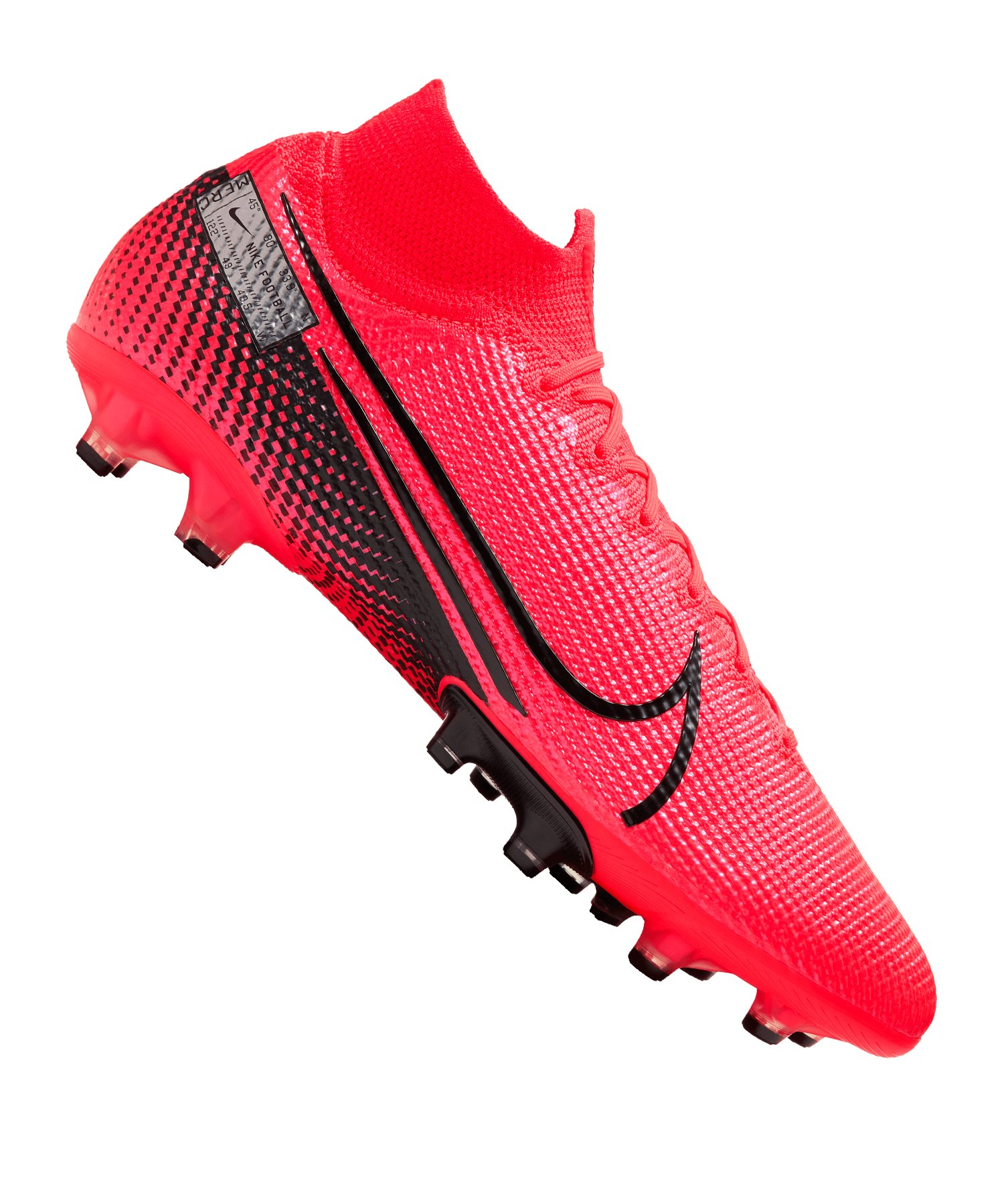 Nike Mercurial Superfly VII Elite AG-Pro Rot F606 - rot