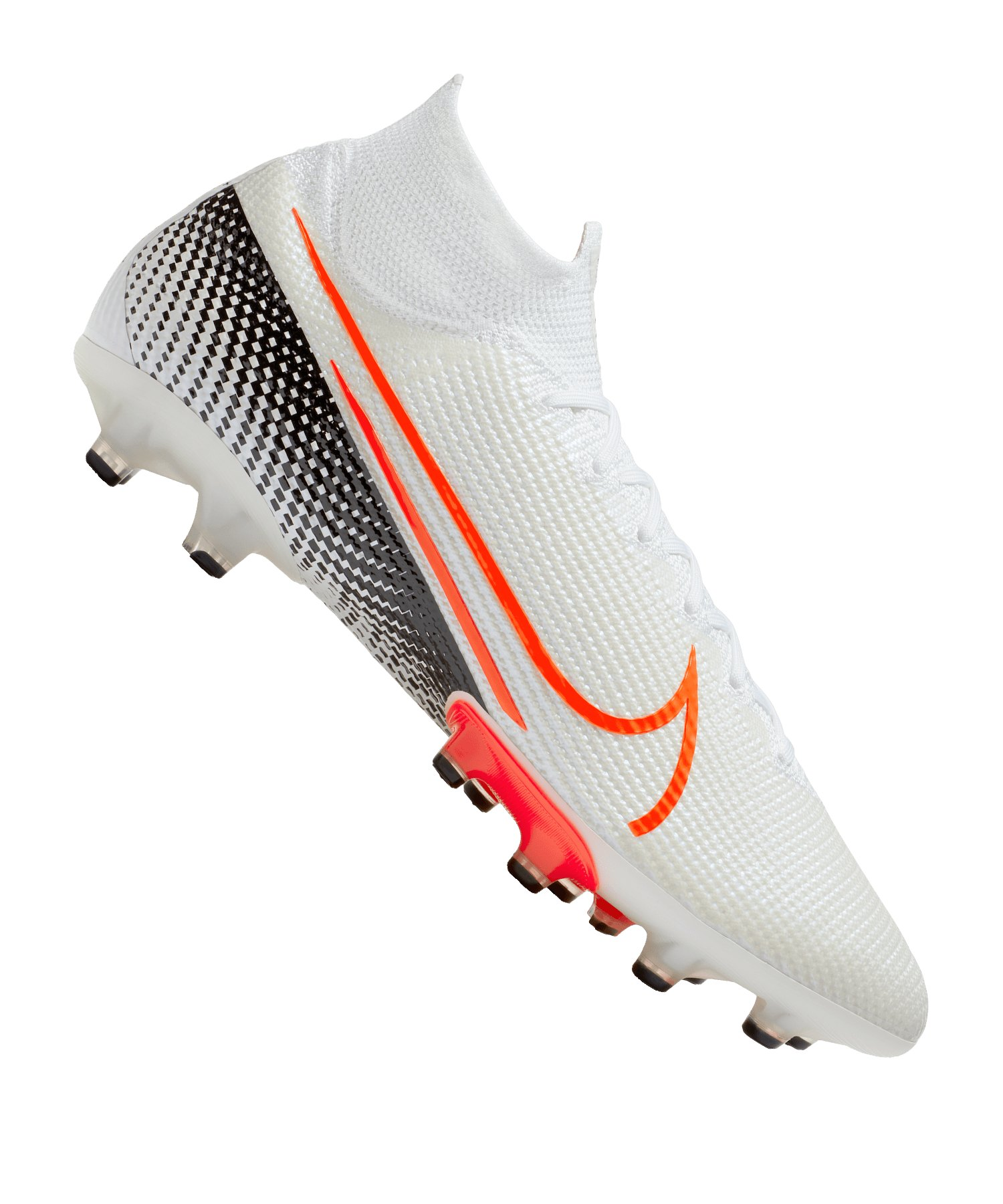 Nike Mercurial Superfly VII Future Lab II Elite AG-Pro Weiss F160 - weiss
