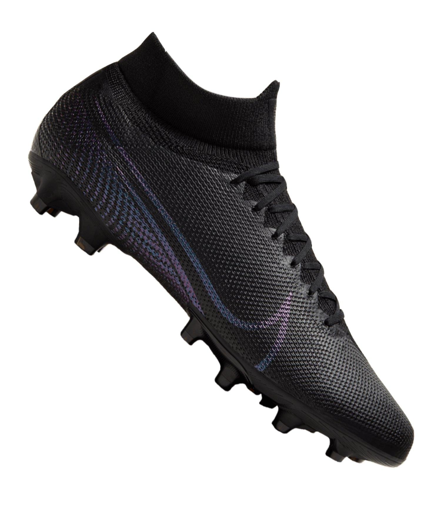 Nike Mercurial Superfly VII Pro AG-Pro F010 - schwarz