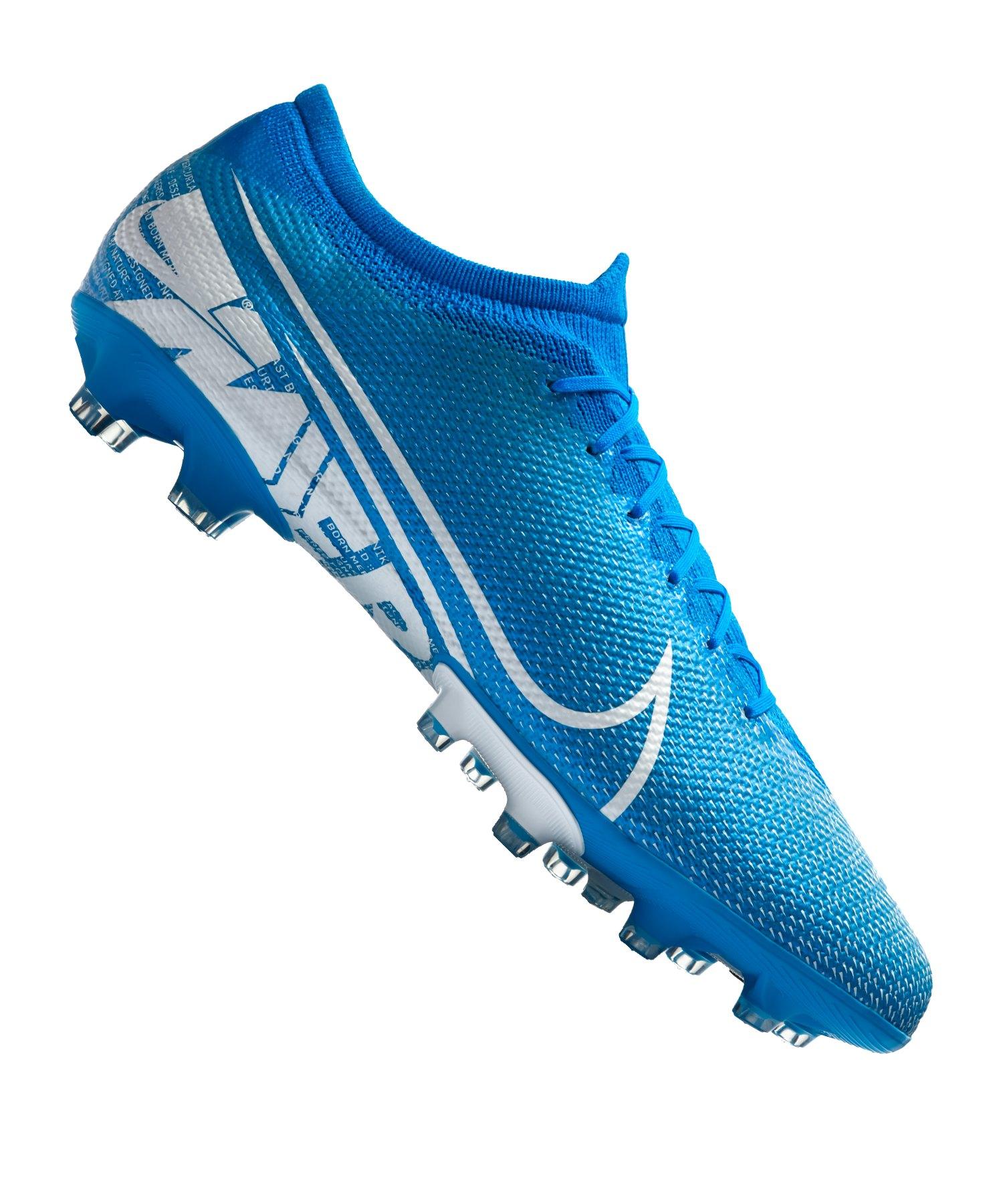 Nike Mercurial Vapor XIII Pro AG-Pro Blau F414 - blau