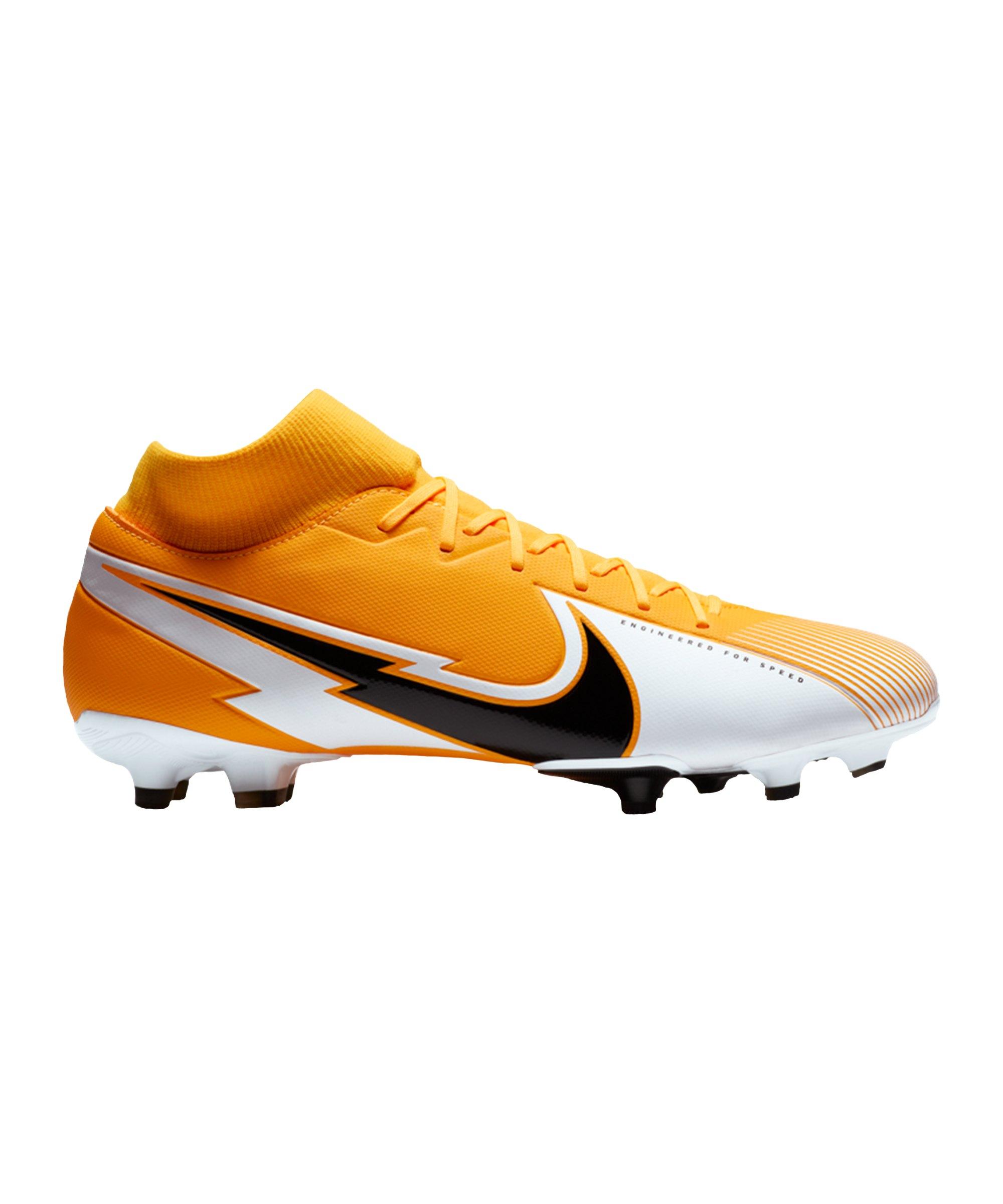 Nike Mercurial Superfly VII Daybreak Academy FG/MG Orange F801 - orange