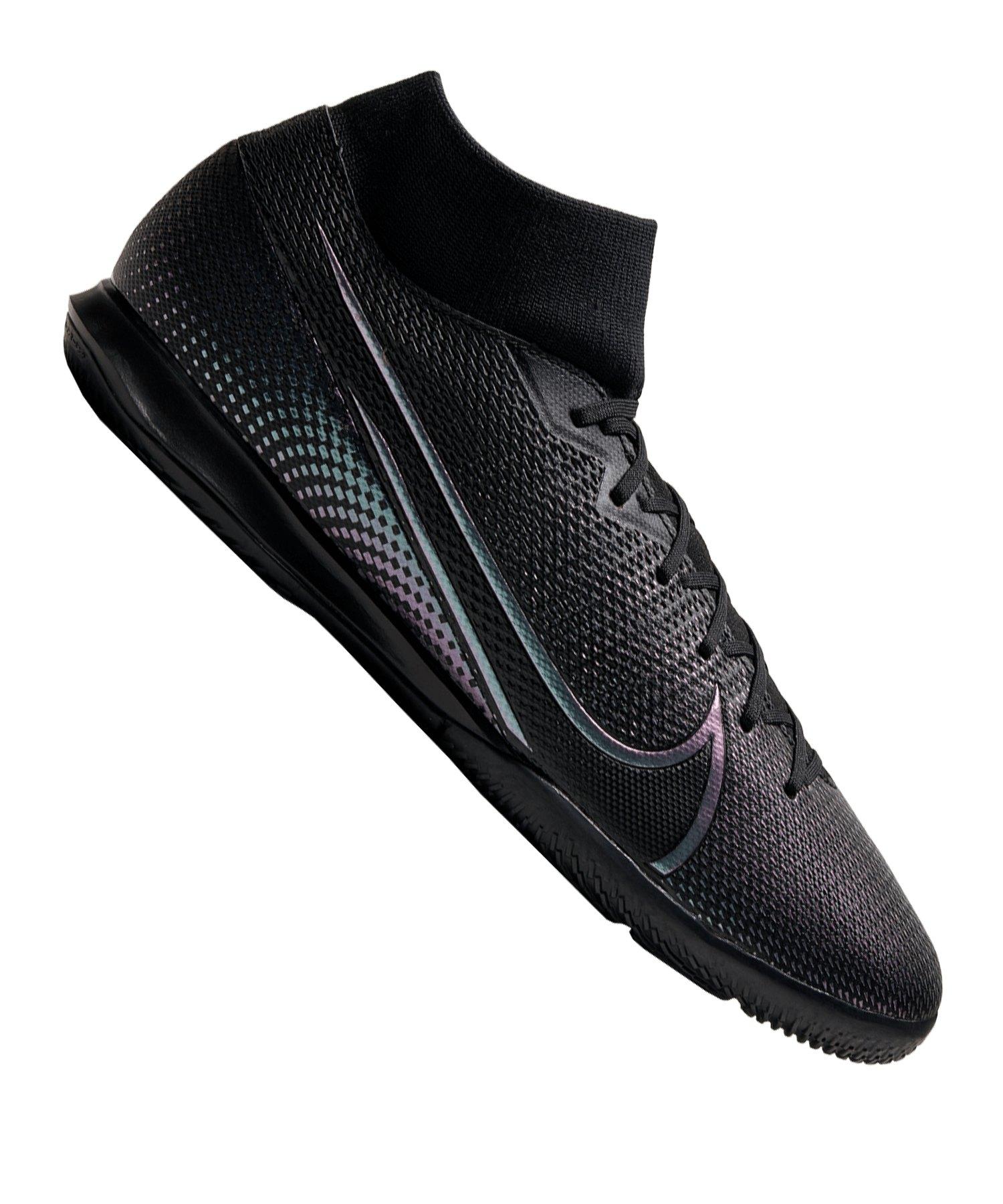 Nike Mercurial Superfly VII Academy IC F010 - schwarz