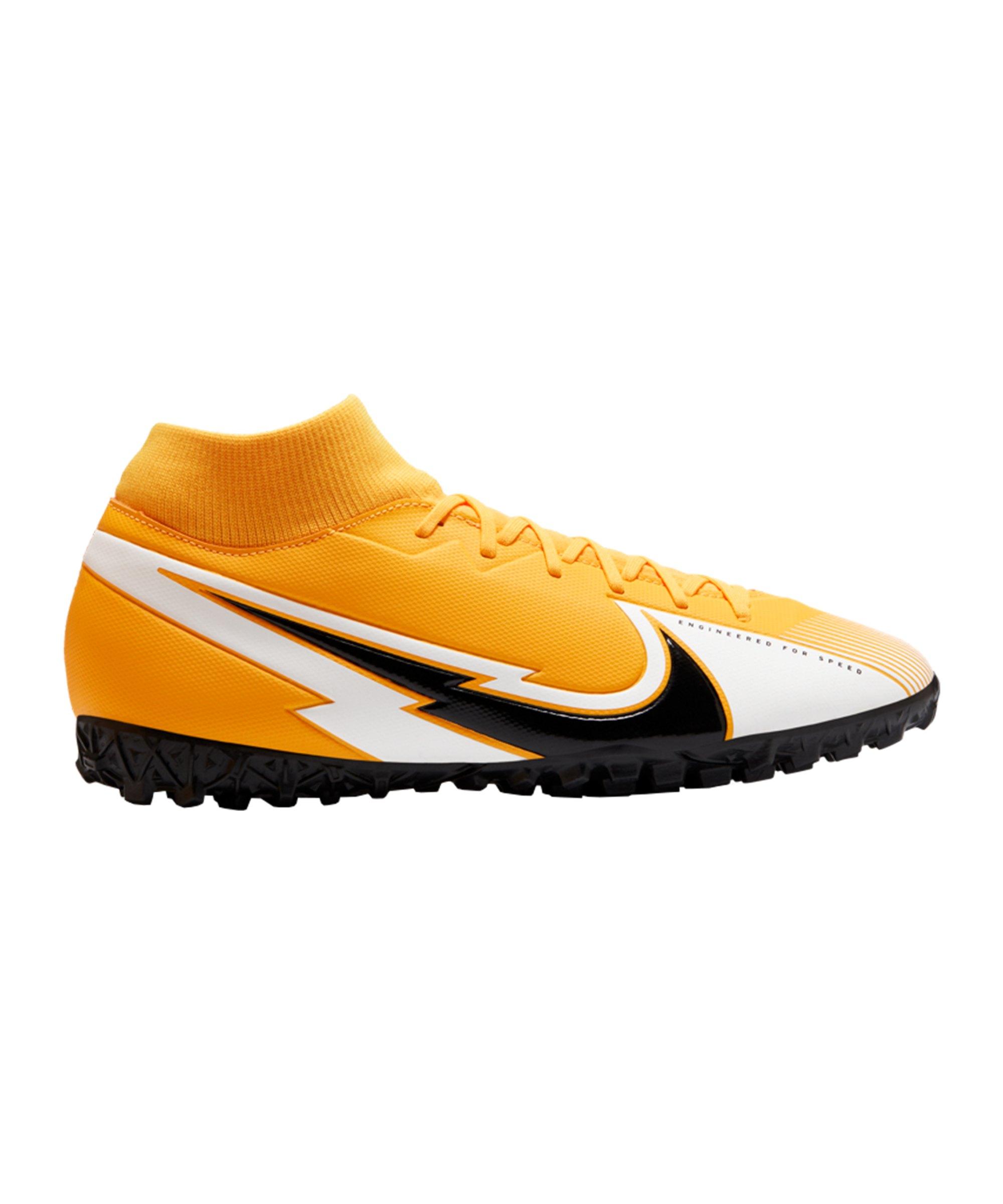 Nike Mercurial Superfly VII Daybreak Academy TF Orange F801 - orange