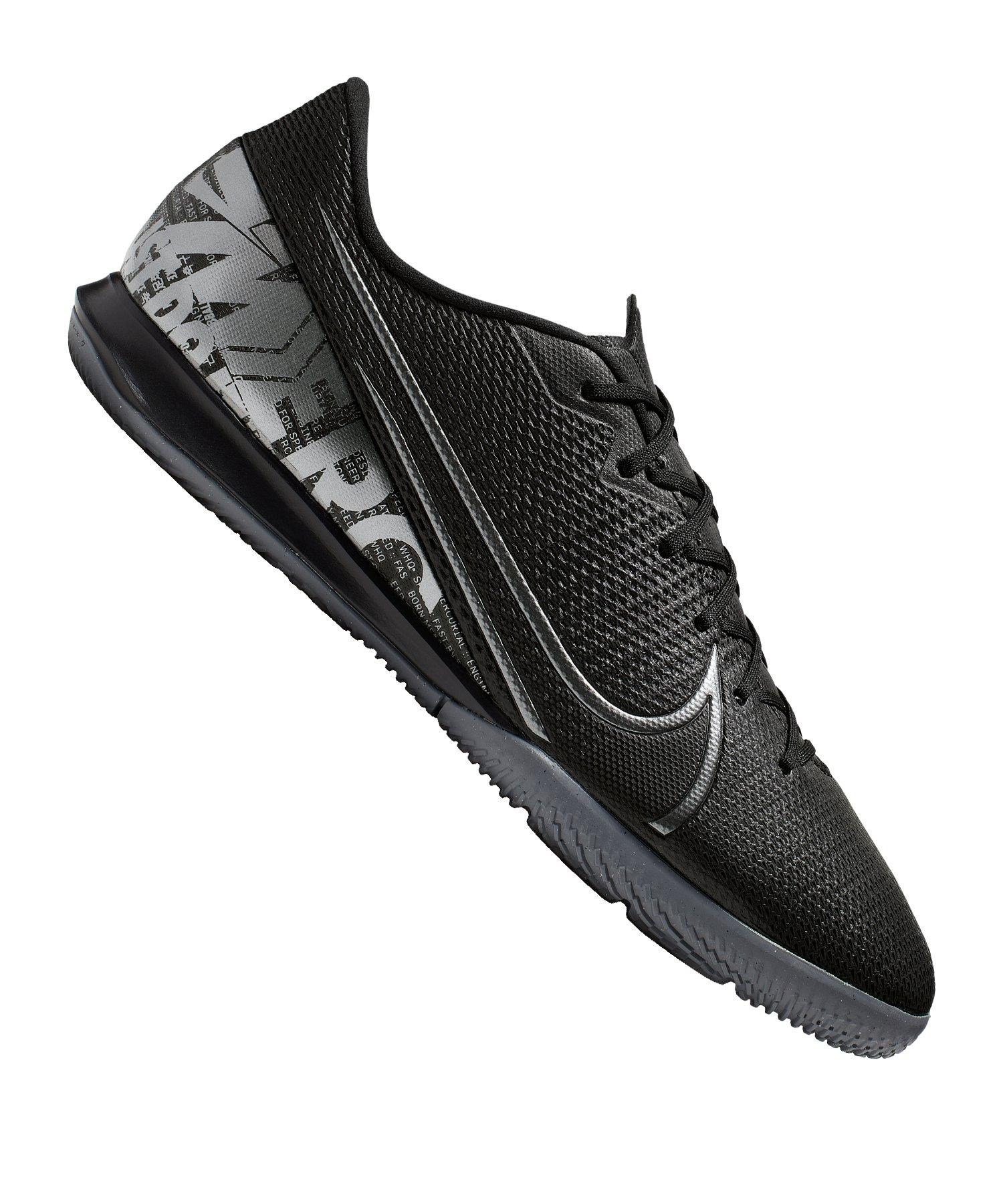 Nike Mercurial Vapor XIII Academy IC F001 - schwarz