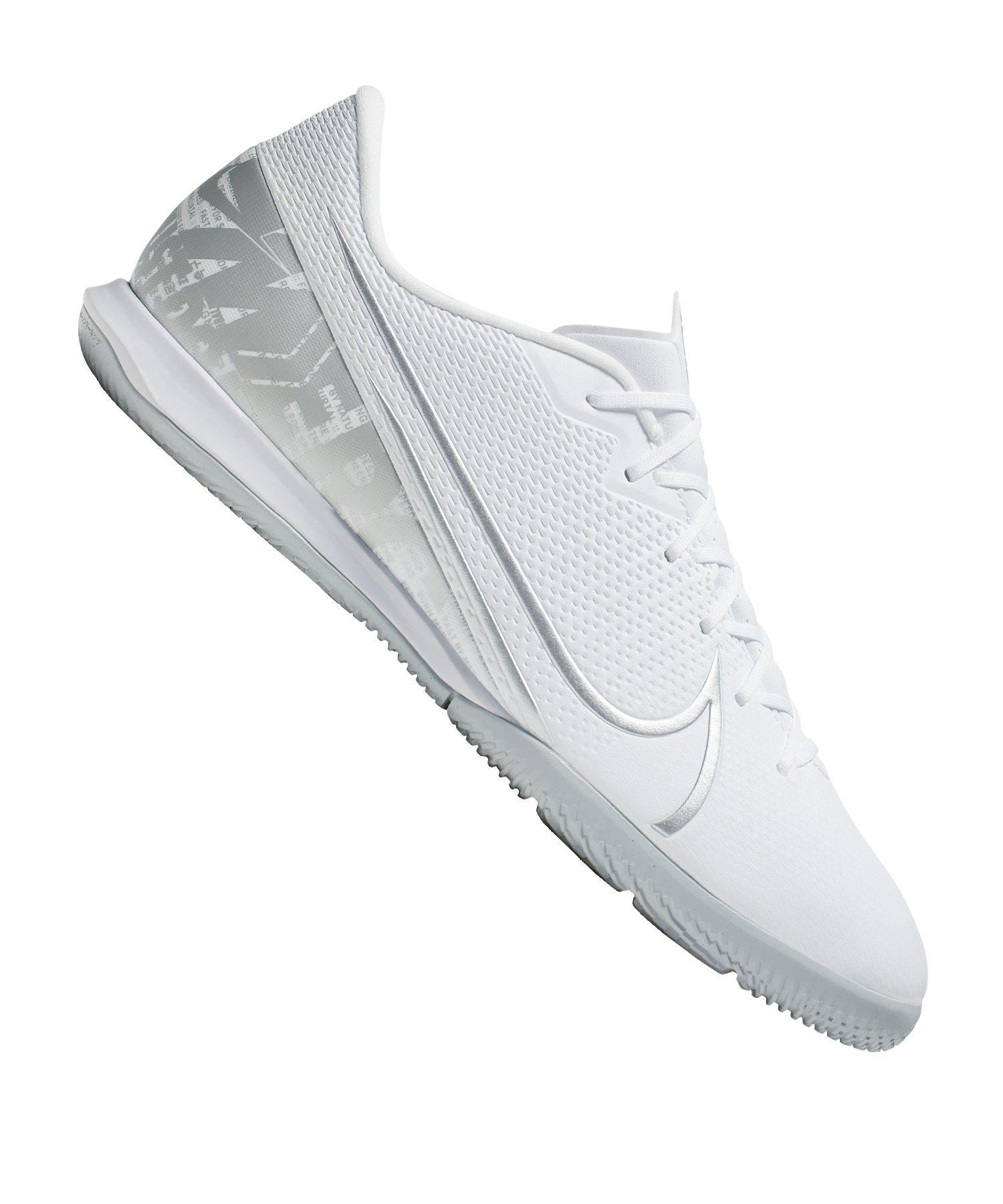 Nike Mercurial Vapor XIII Academy IC F100 - weiss
