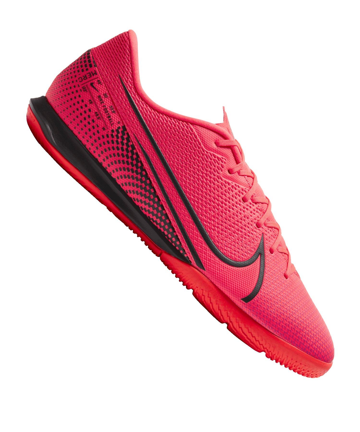 Nike Mercurial Vapor XIII Academy IC Rot F606 - rot