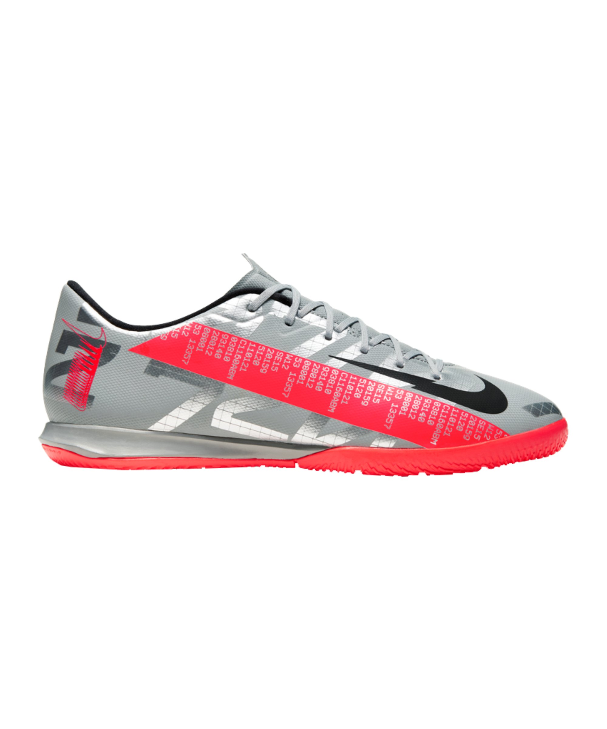 Nike Mercurial Vapor XIII Neighbourhood Academy IC Grau F906 - grau