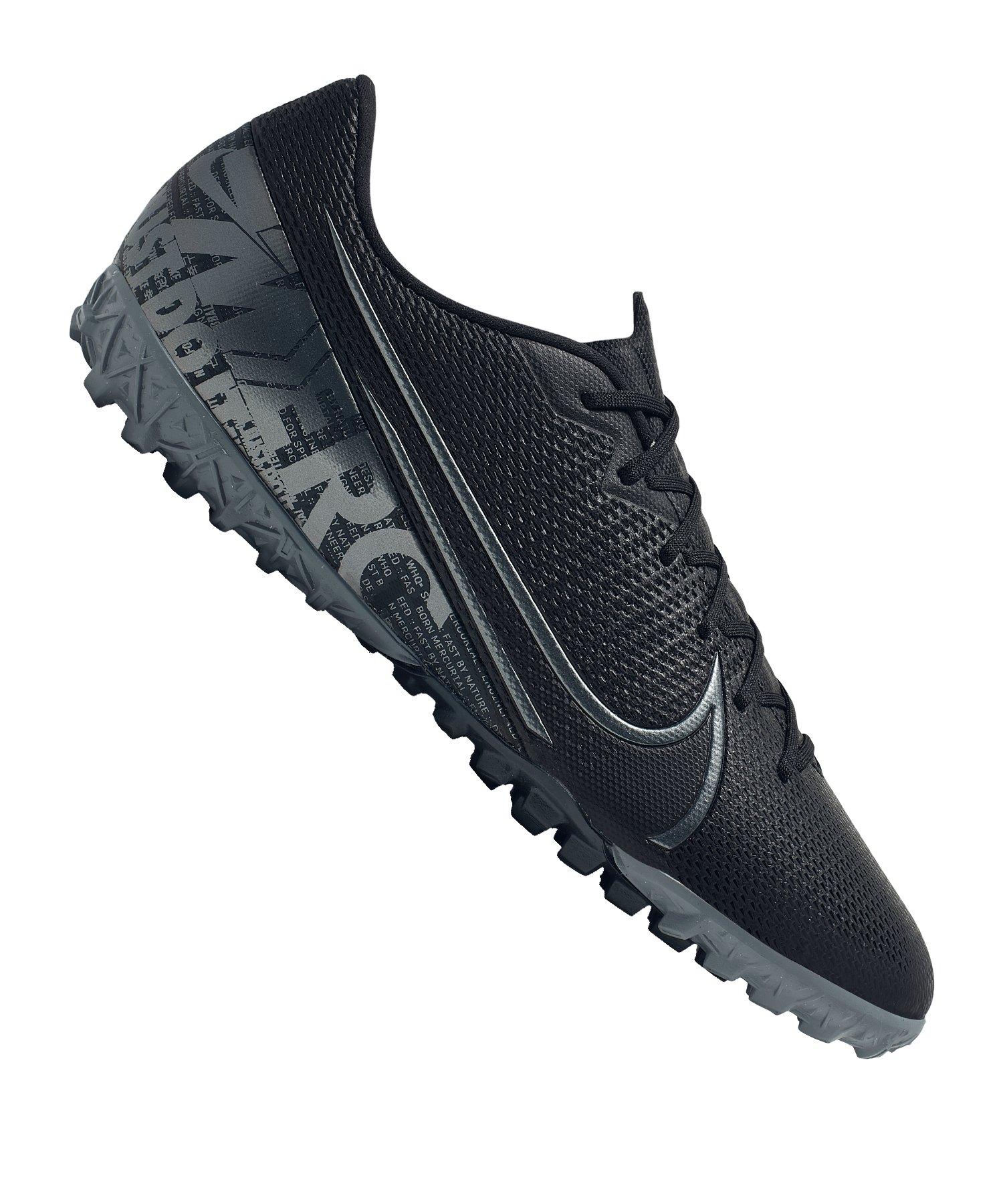 Nike Mercurial Vapor XIII Academy TF F001 - schwarz
