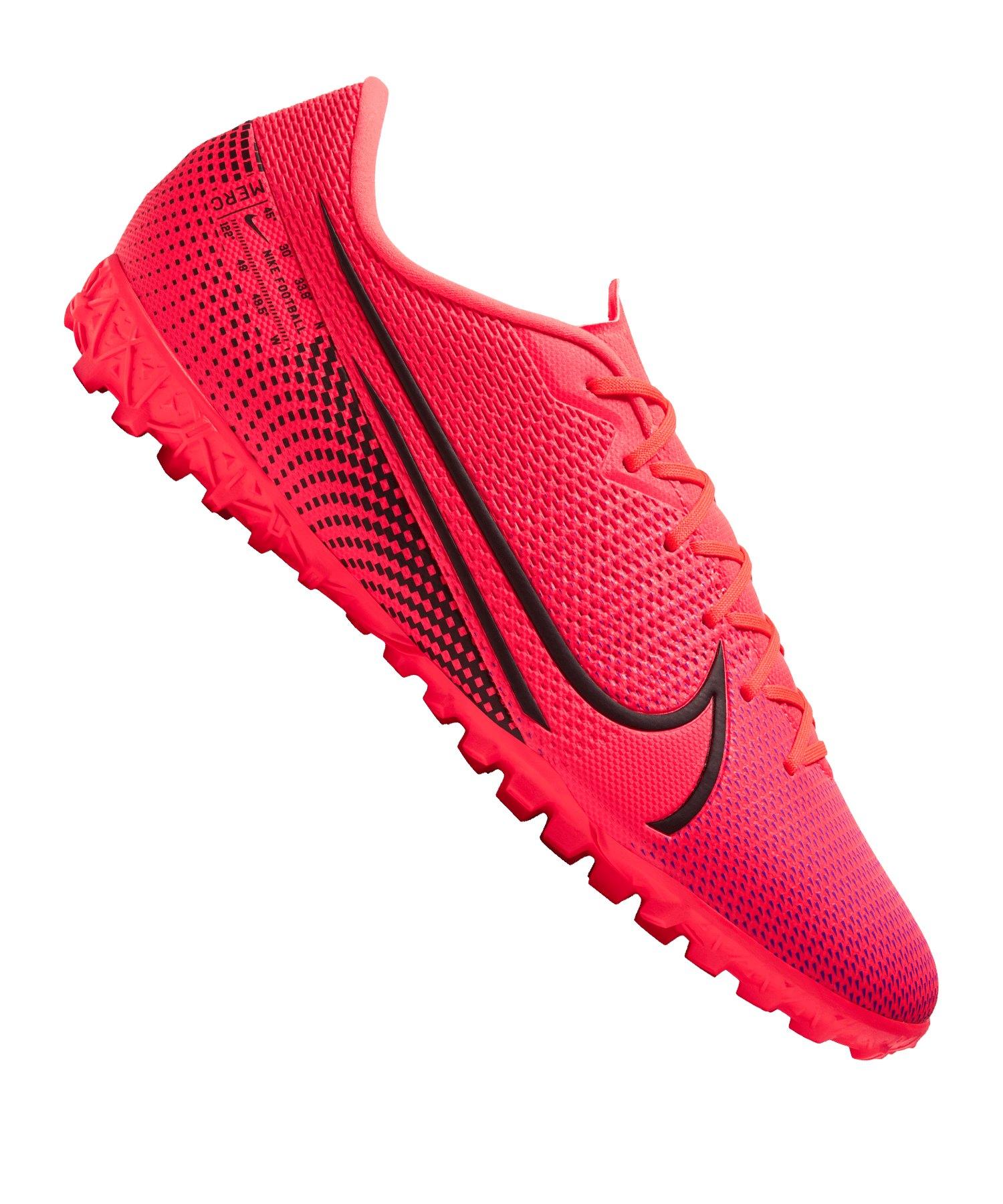 Nike Mercurial Vapor XIII Academy TF Rot F606 - rot