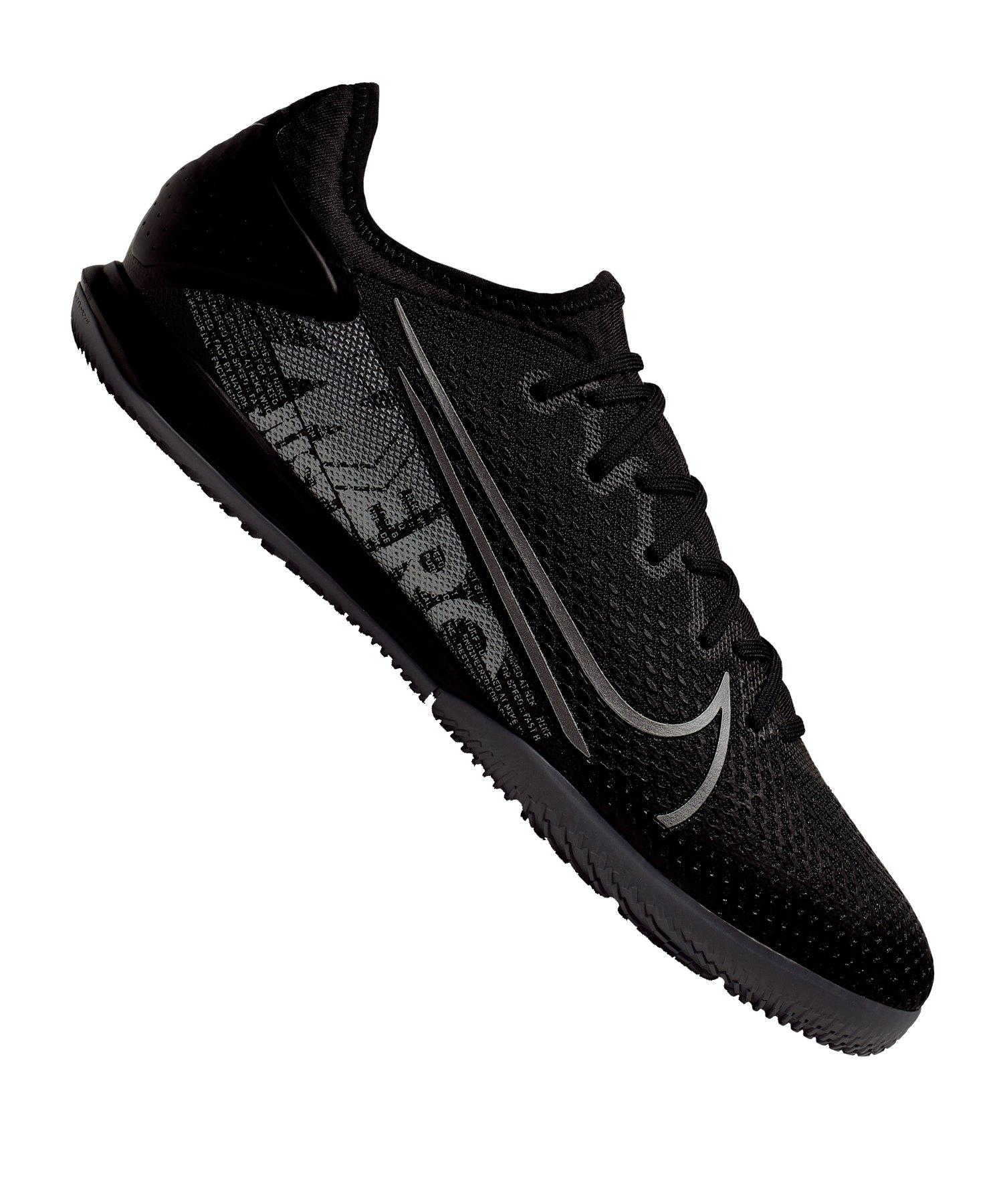 Nike Mercurial Vapor XIII Pro IC F001 - schwarz