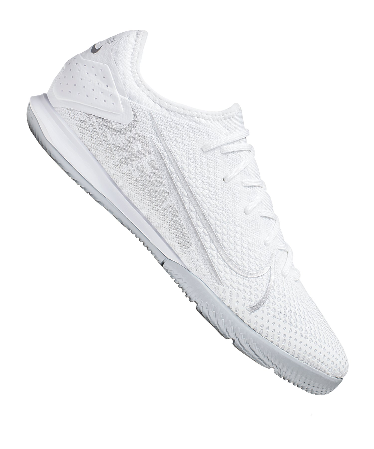 Nike Mercurial Vapor XIII Pro IC F100 - weiss