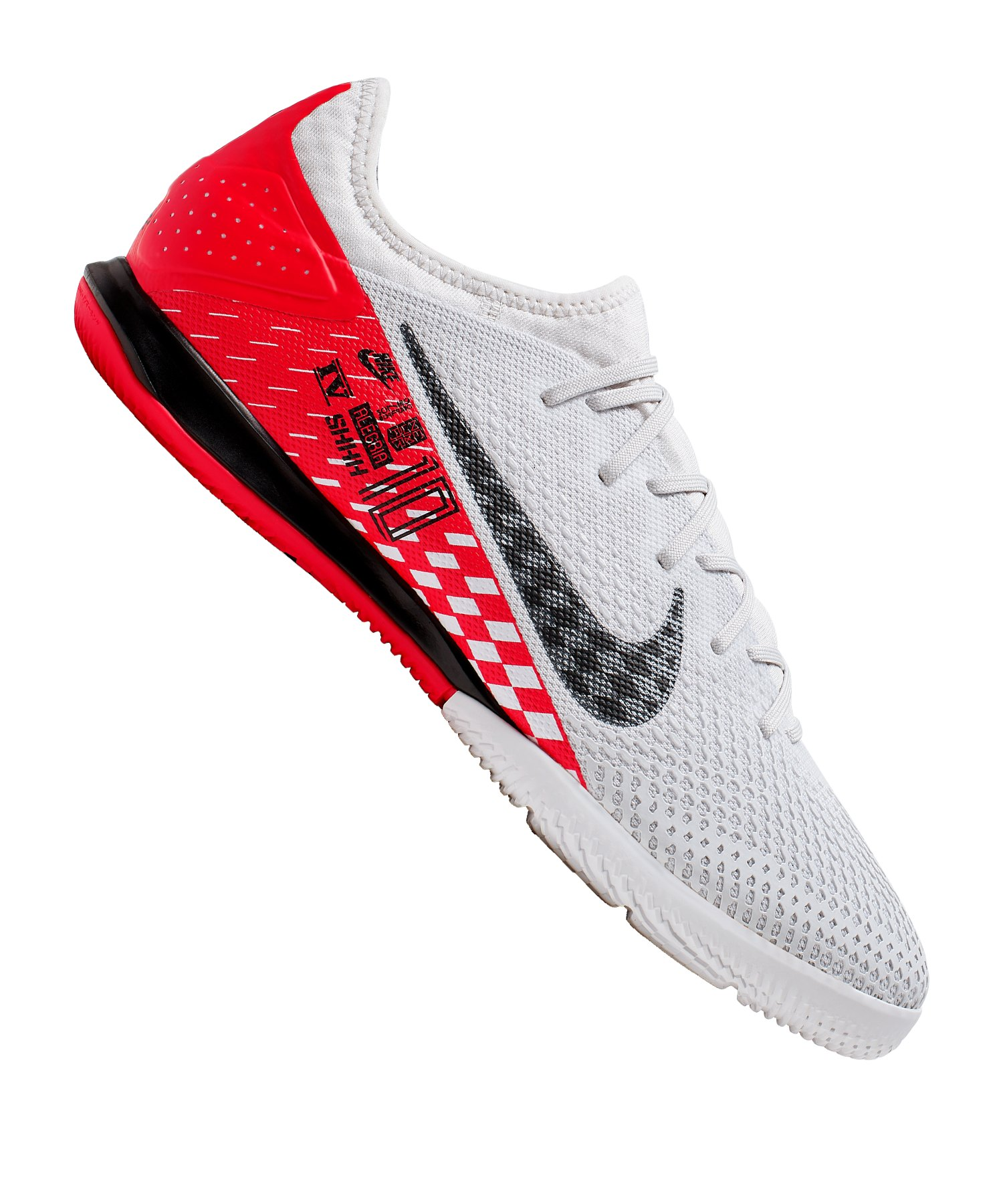 Nike Mercurial Vapor XIII Pro NJR IC F006 - silber