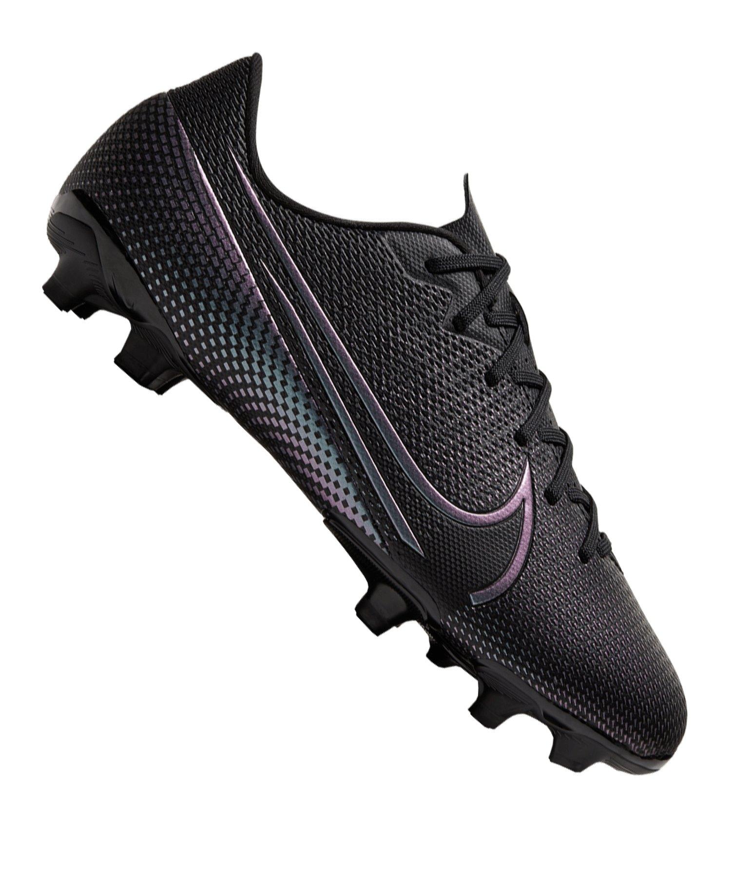 Nike Jr Mercurial Vapor XIII Academy FG/MG Kids F010 - schwarz