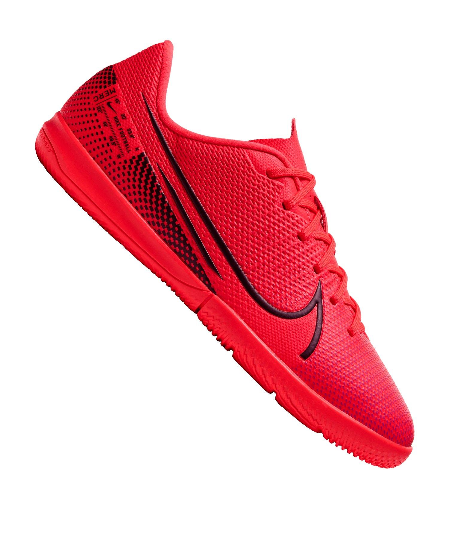 Nike Jr Mercurial Vapor XIII Academy IC Kids F606 - rot