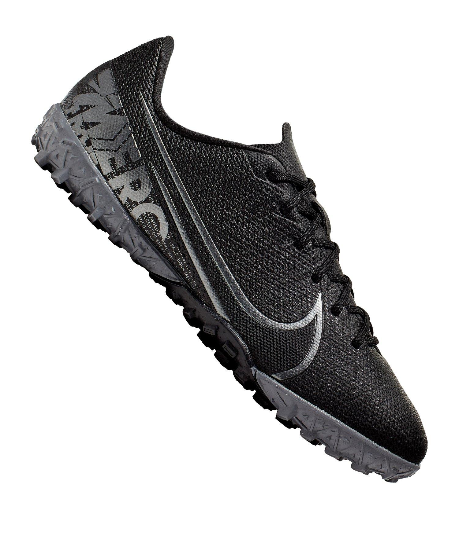 Nike Jr Mercurial Vapor XIII Academy TF Kids F001 - schwarz