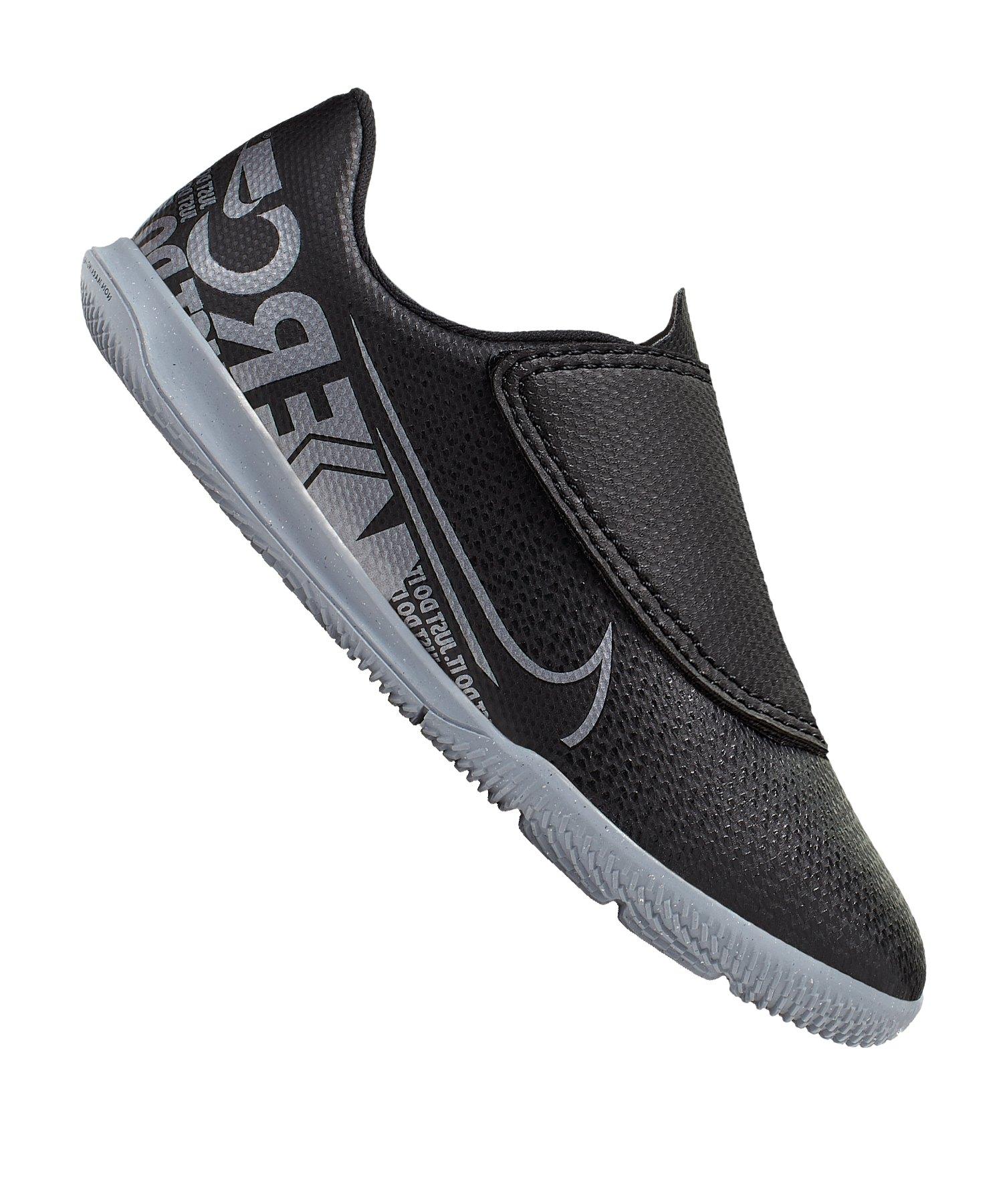 Nike Jr Mercurial Vapor XIII Club IC PS Kids F001 - schwarz