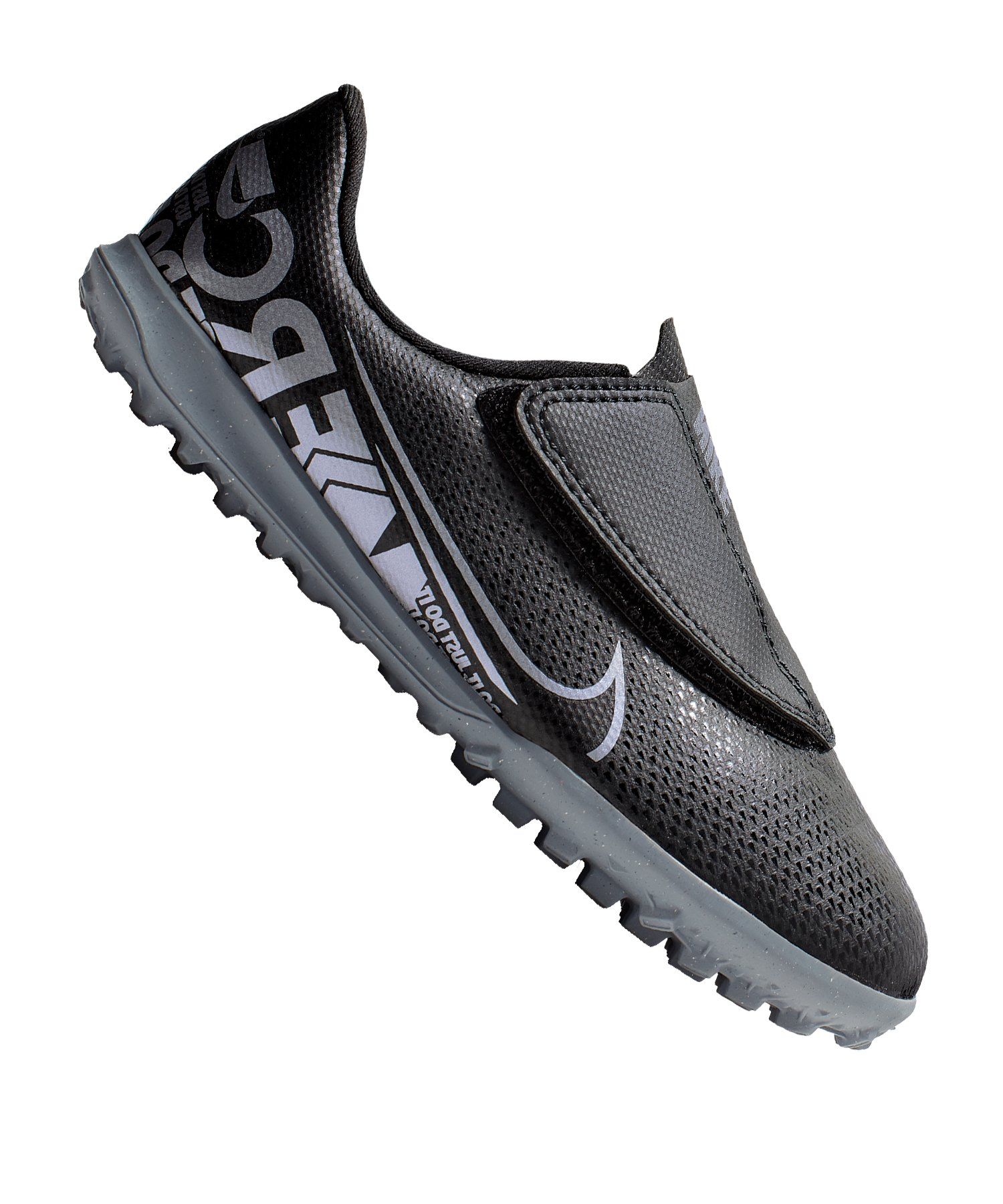 Nike Jr Mercurial Vapor XIII Club TF PS Kids F001 - schwarz