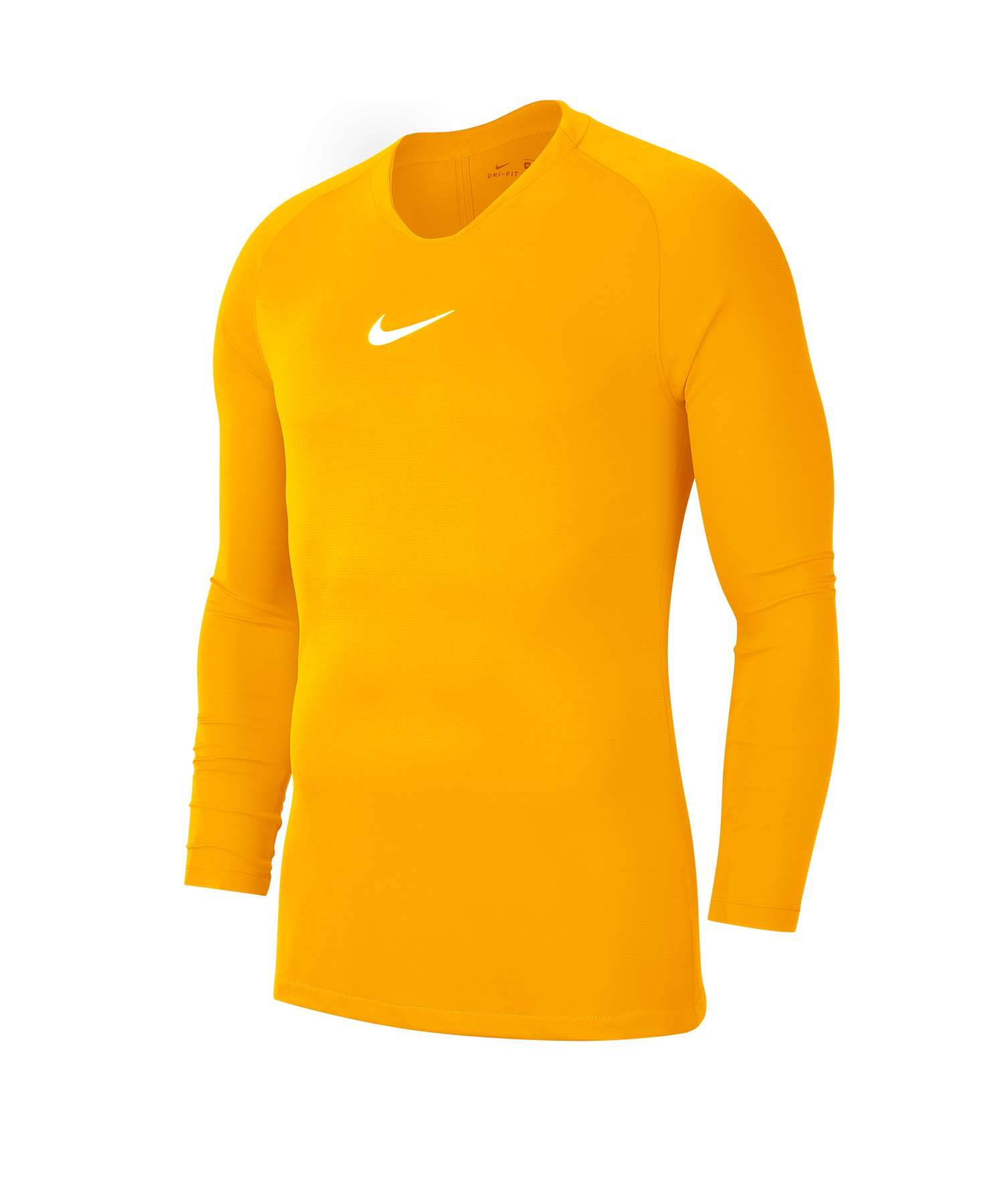 Nike Park First Layer Top langarm Gold F739 - gold