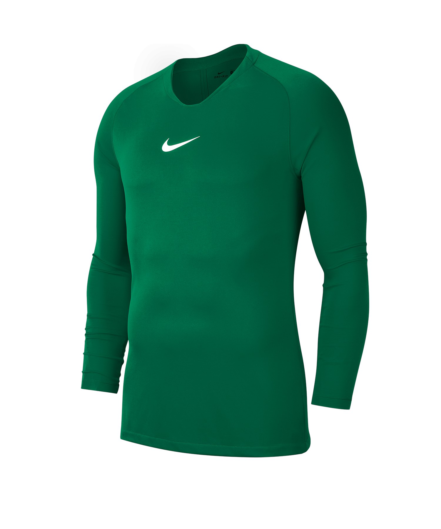 Nike Park First Layer Top langarm Grün F302 - gruen