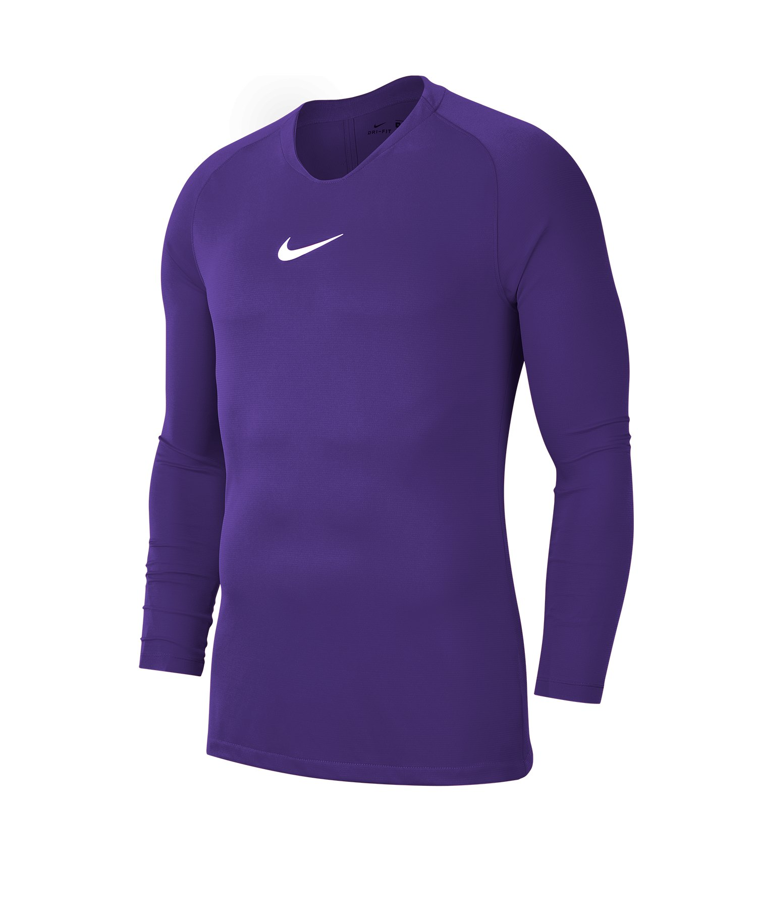 Nike Park First Layer Top langarm Lila F547 - lila