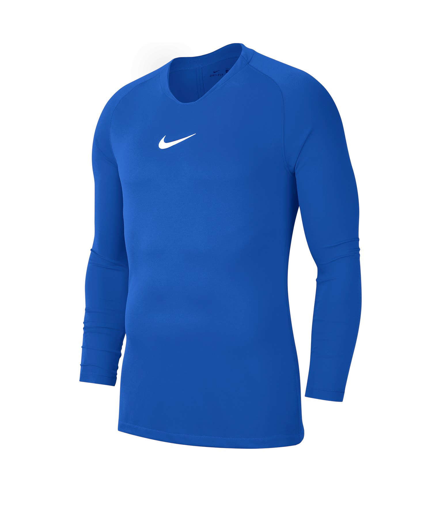 Nike Park First Layer Top langarm Kids Blau F463 - blau