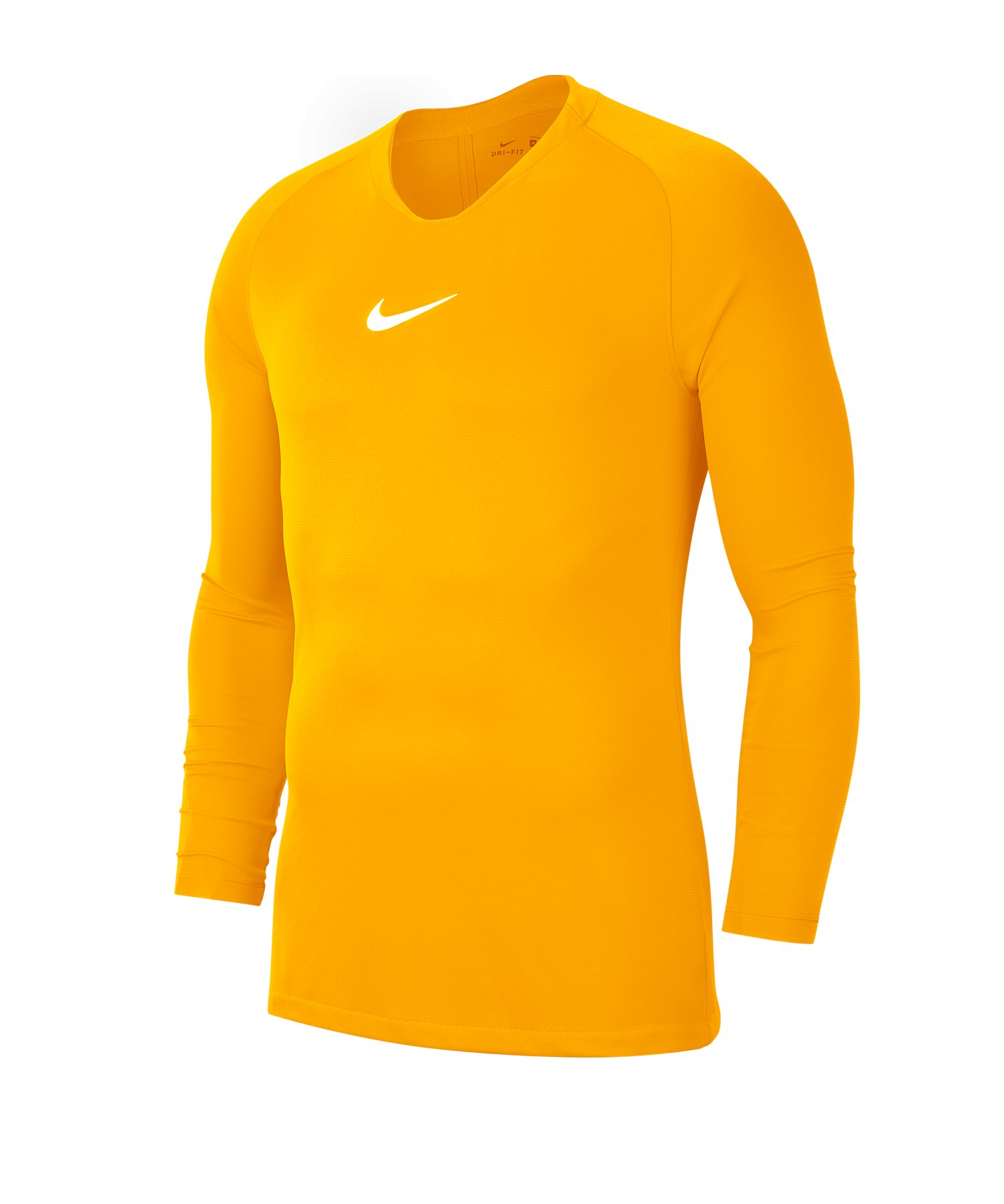 Nike Park First Layer Top langarm Kids Gold F739 - gold