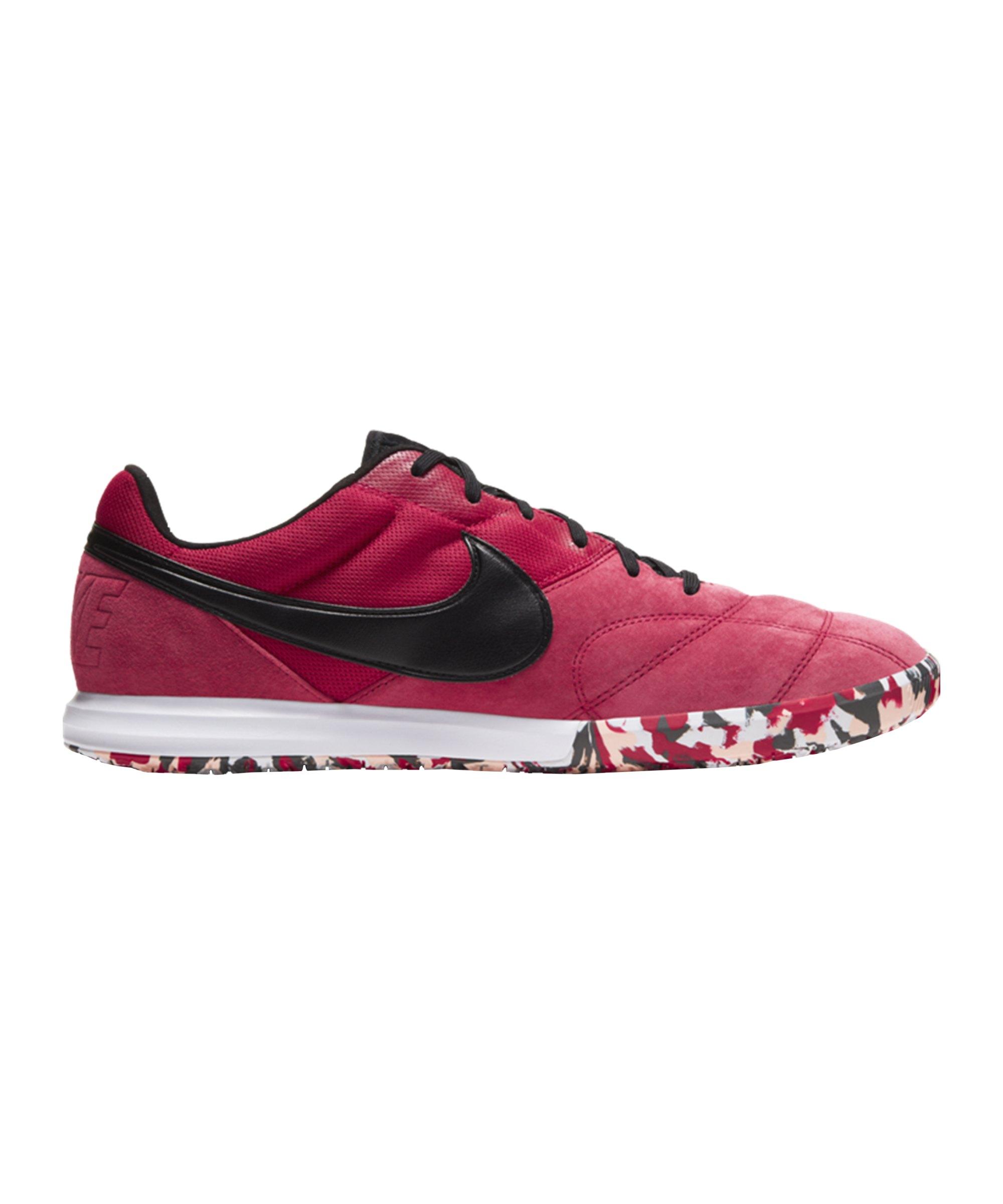 Nike Premier II Sala IC Rot F608 - rot