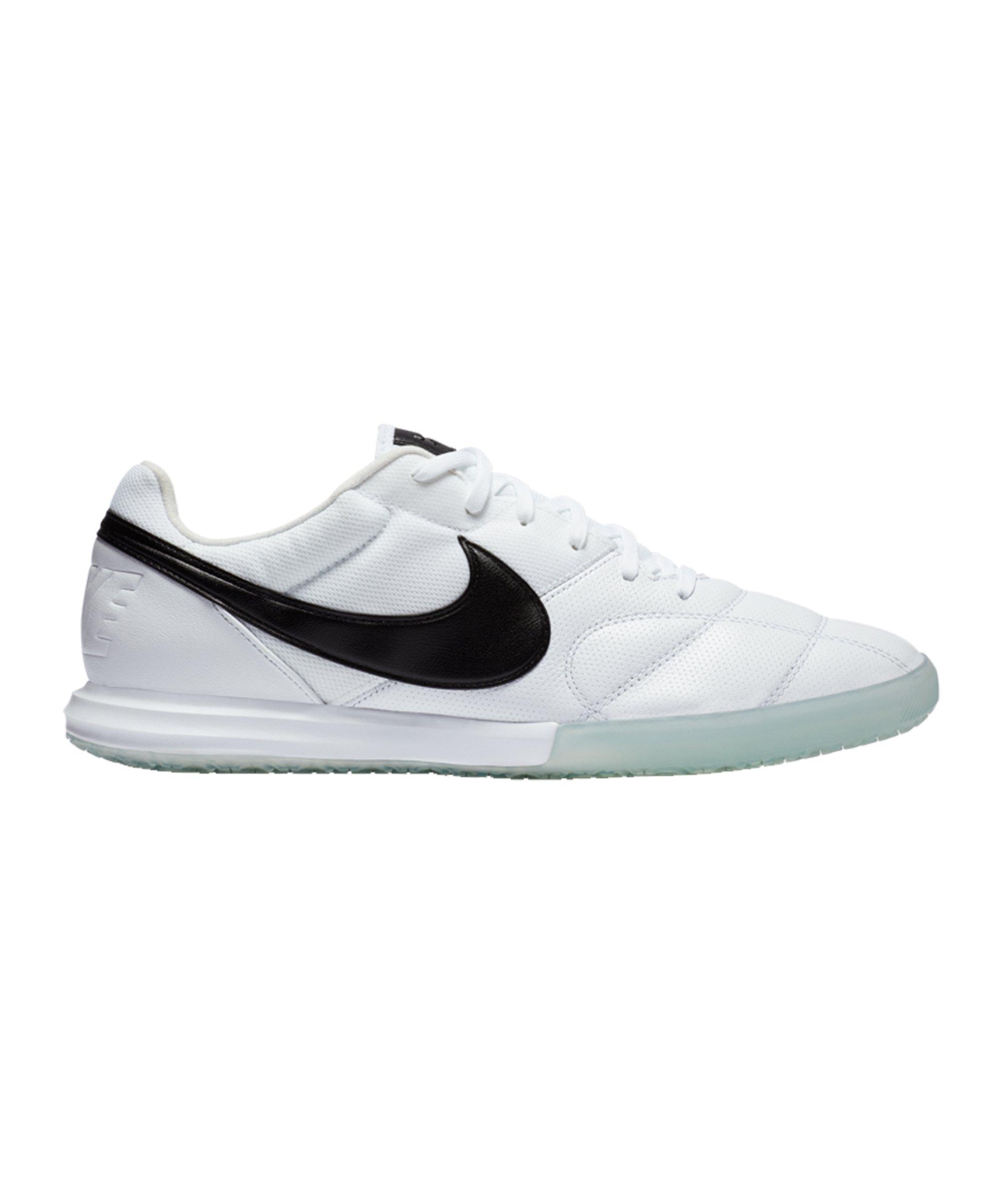 Nike Premier II Sala IC Weiss F101 - weiss