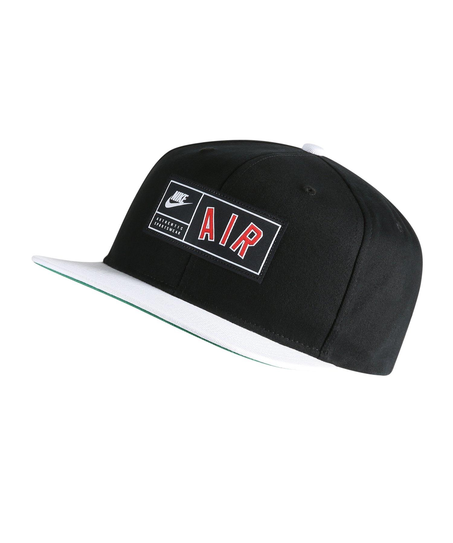 Nike Air Pro Cap Schwarz F010 - schwarz