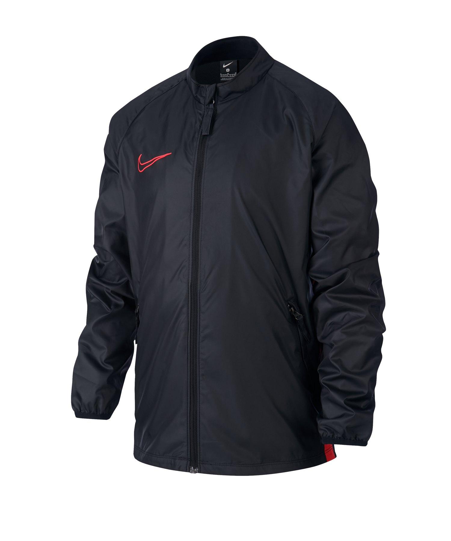 Nike Academy Repel Jacke Kids Schwarz F010 - schwarz