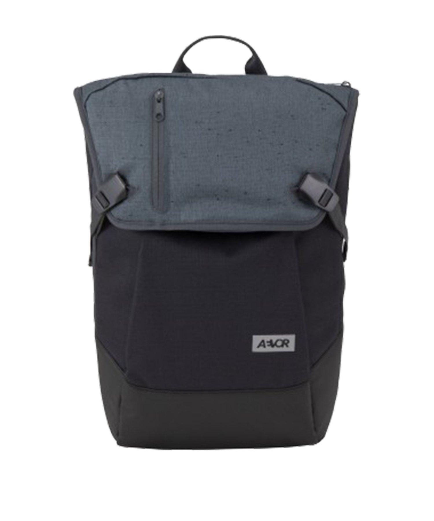 AEVOR Backpack Daypack Rucksack Schwarz F9N6 - schwarz