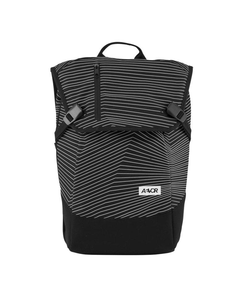 AEVOR Backpack Daypack Rucksack Schwarz F9H0 - schwarz