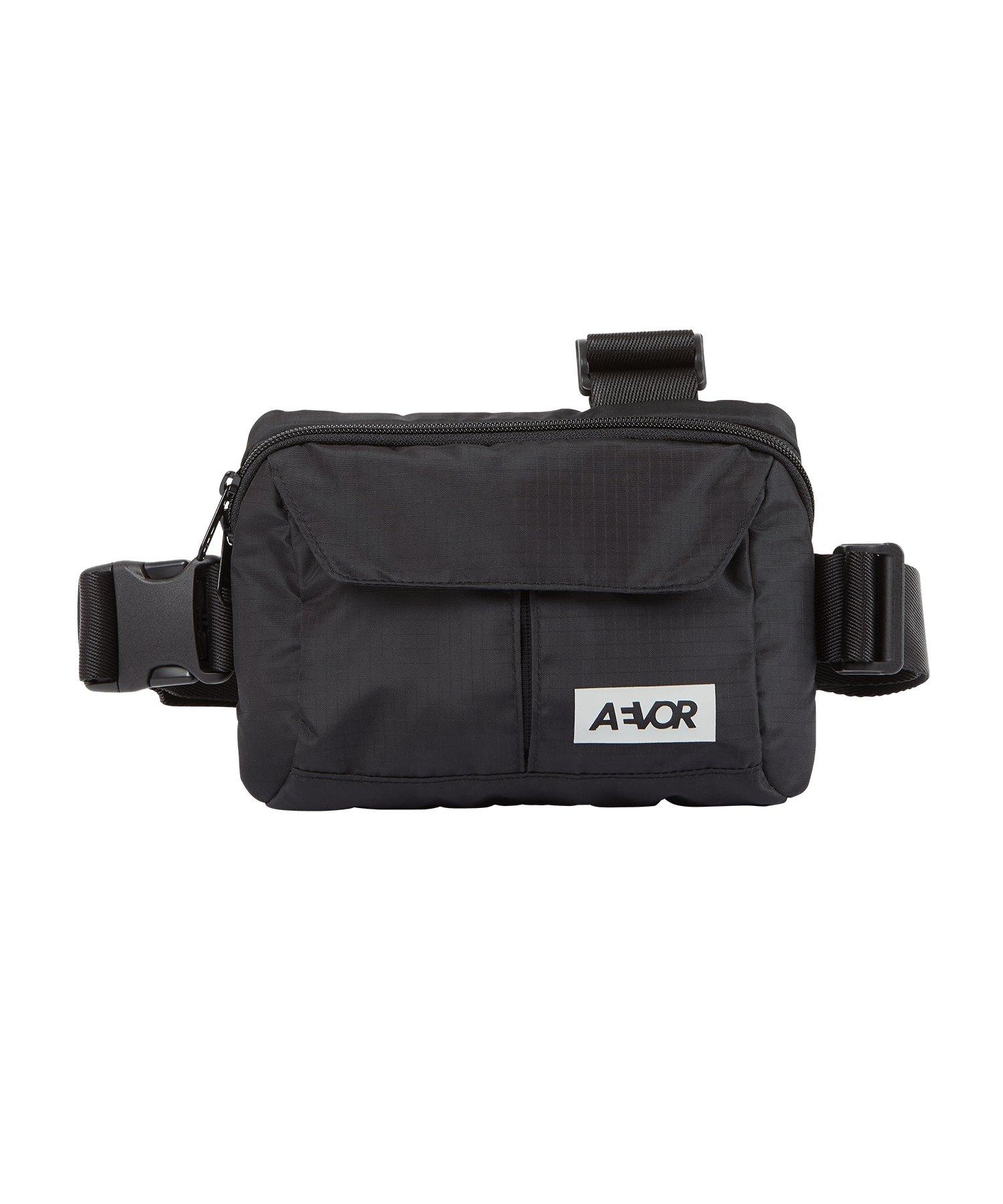 AEVOR Frontpack Tasche Schwarz F801A - schwarz