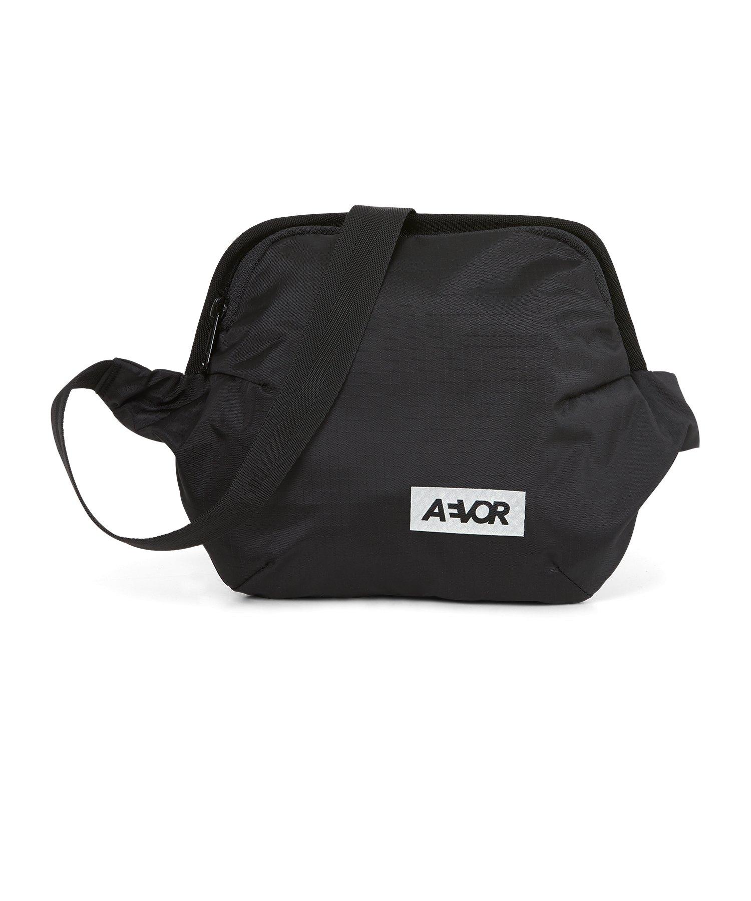 AEVOR Hip Bag Plus Hüfttasche Schwarz F801A - schwarz