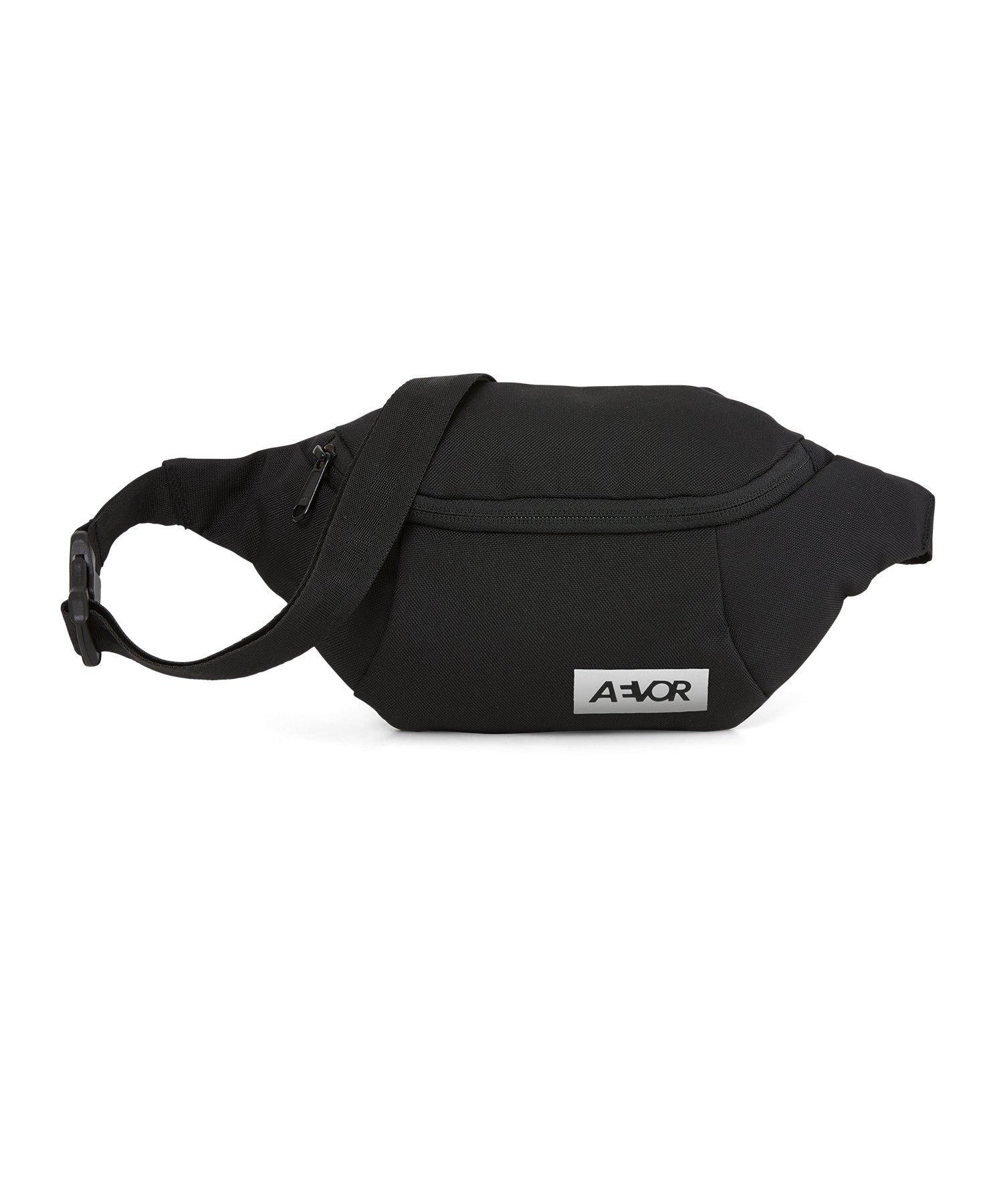 AEVOR Hip Bag Hüfttasche Schwarz F801 - schwarz