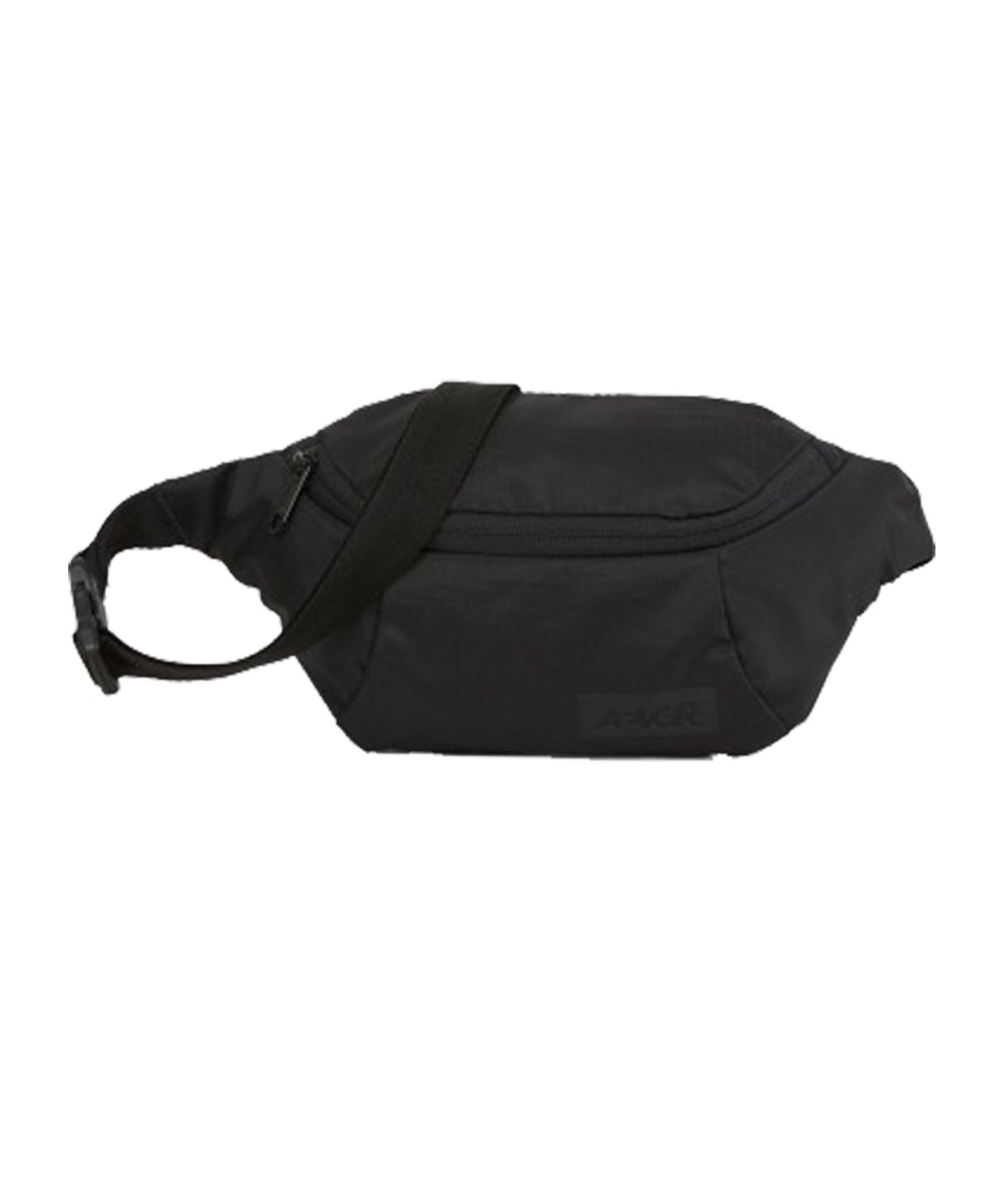 AEVOR Hip Bag Hüfttasche Schwarz F801A - schwarz